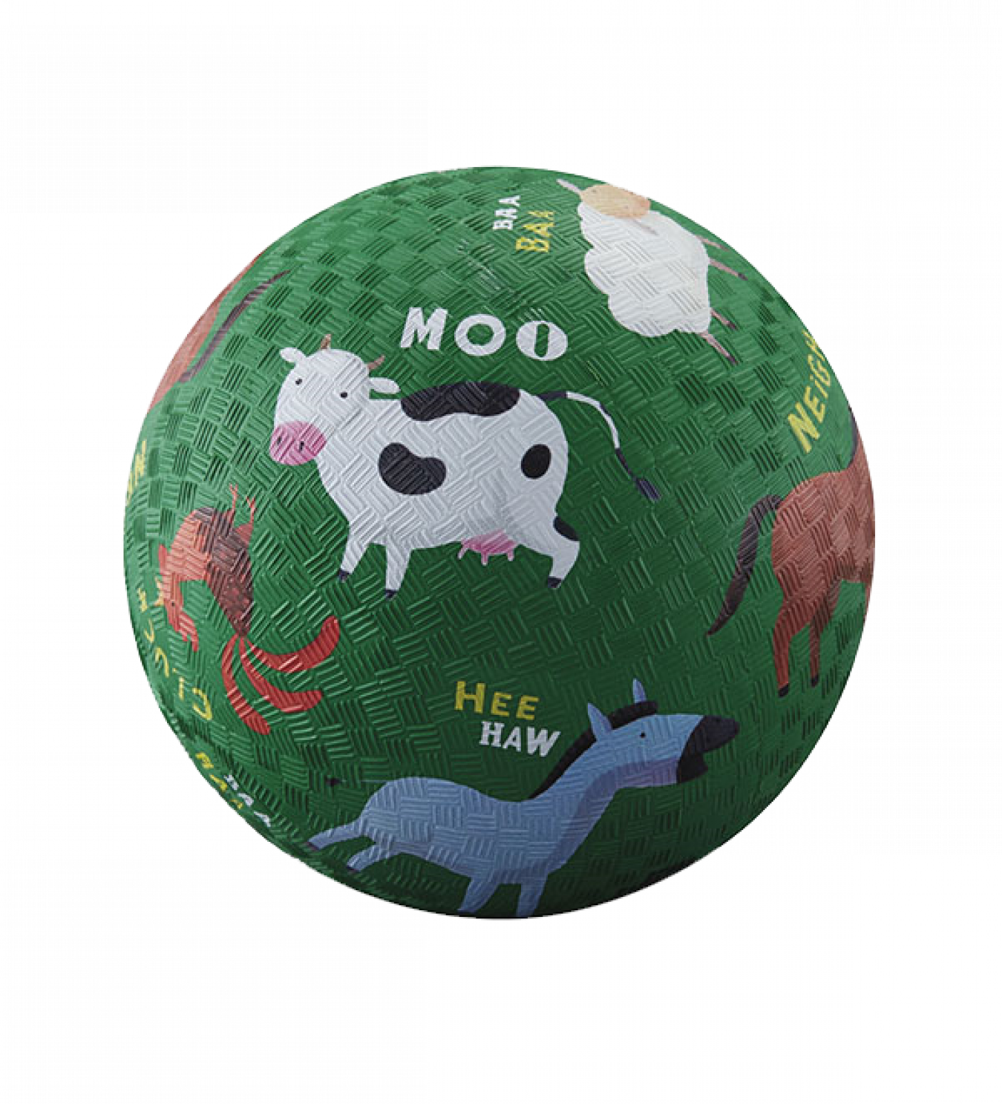 Barnyard - Large Rubber Picture Ball 18cm thumbnails