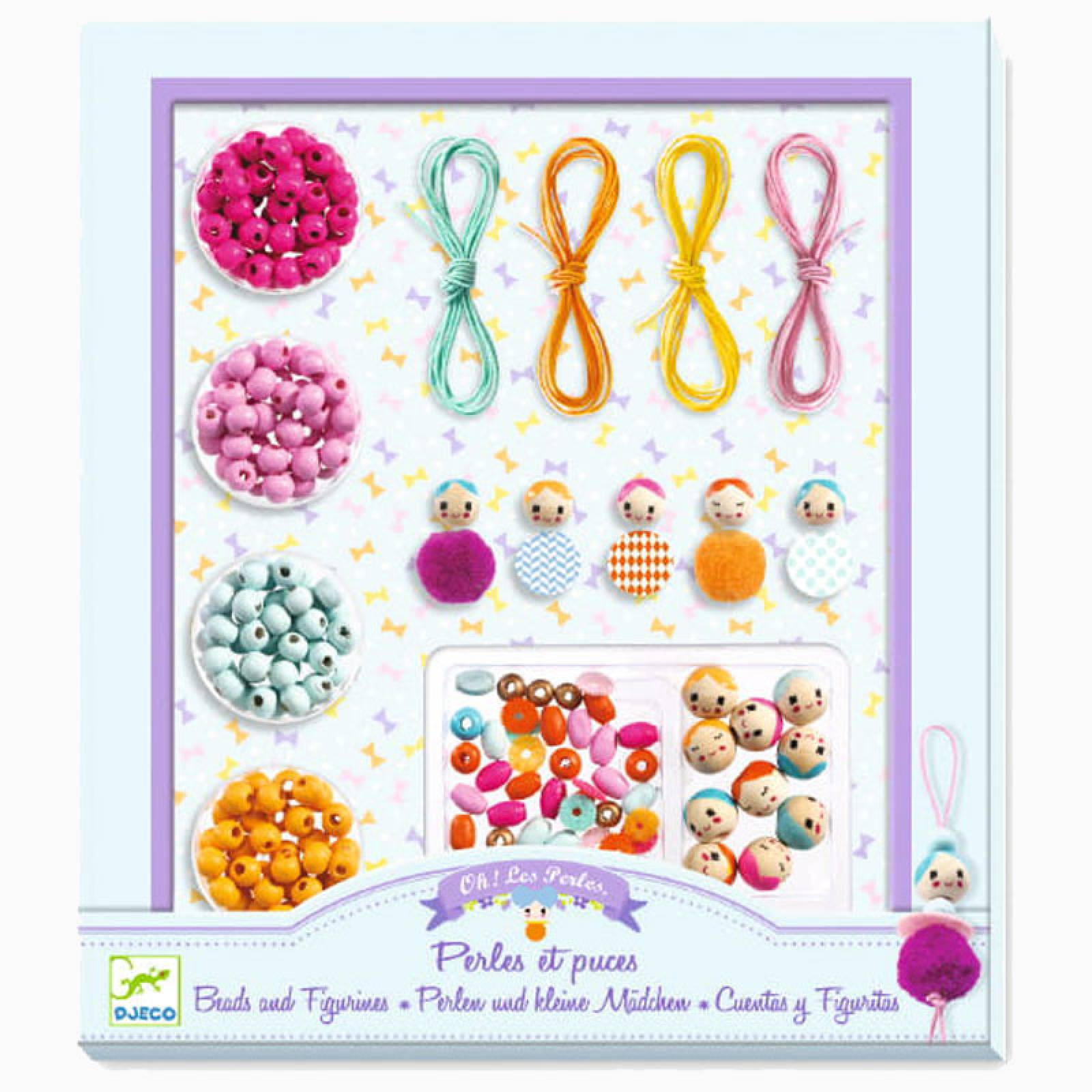 Beads And Figures Jewellery Kit 8+ thumbnails