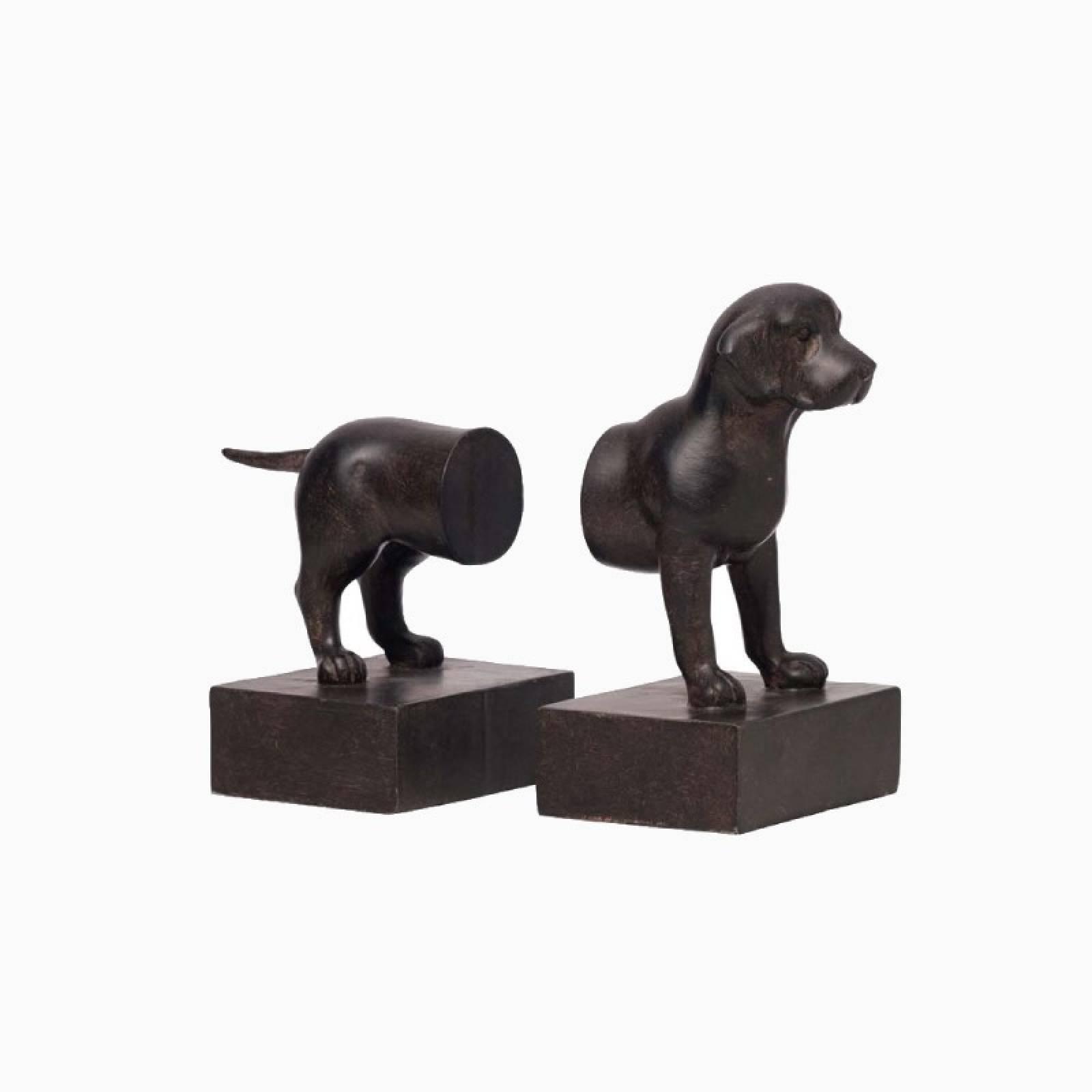 Beagle Dog Bookends