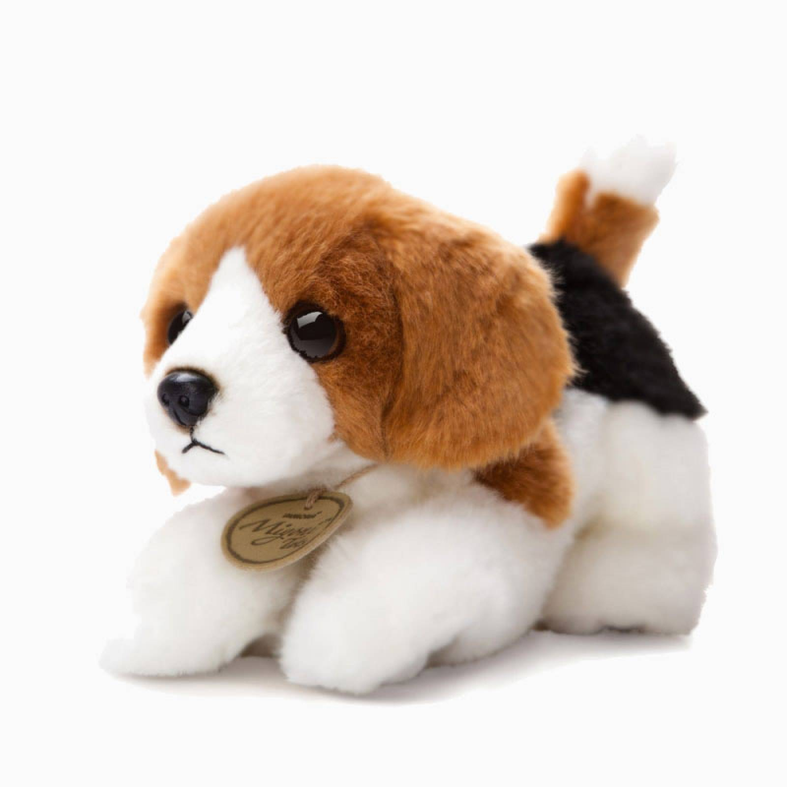 Mini Beagle Dog Soft Toy 17cm
