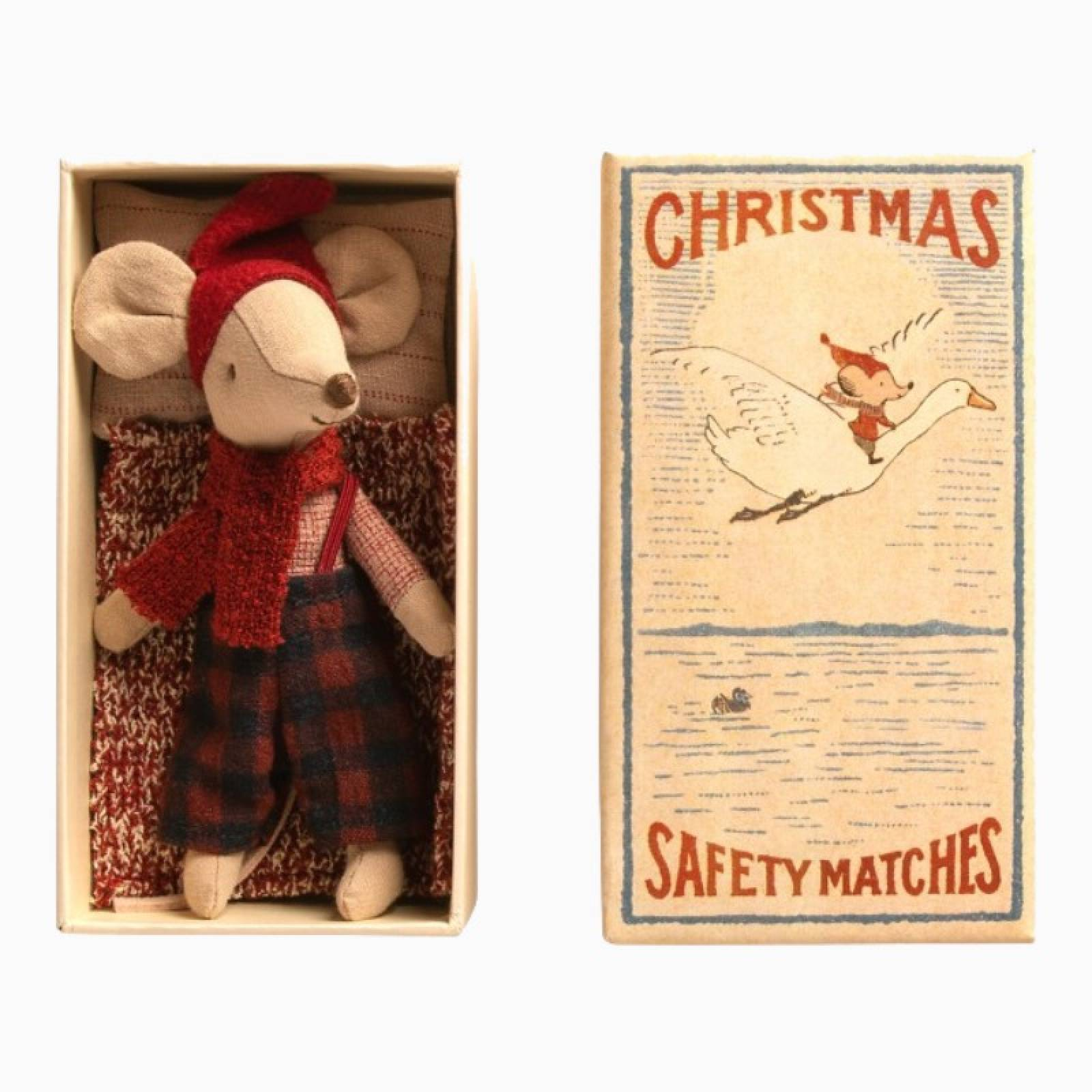 Big Brother Christmas Mouse In Matchbox 3+ thumbnails