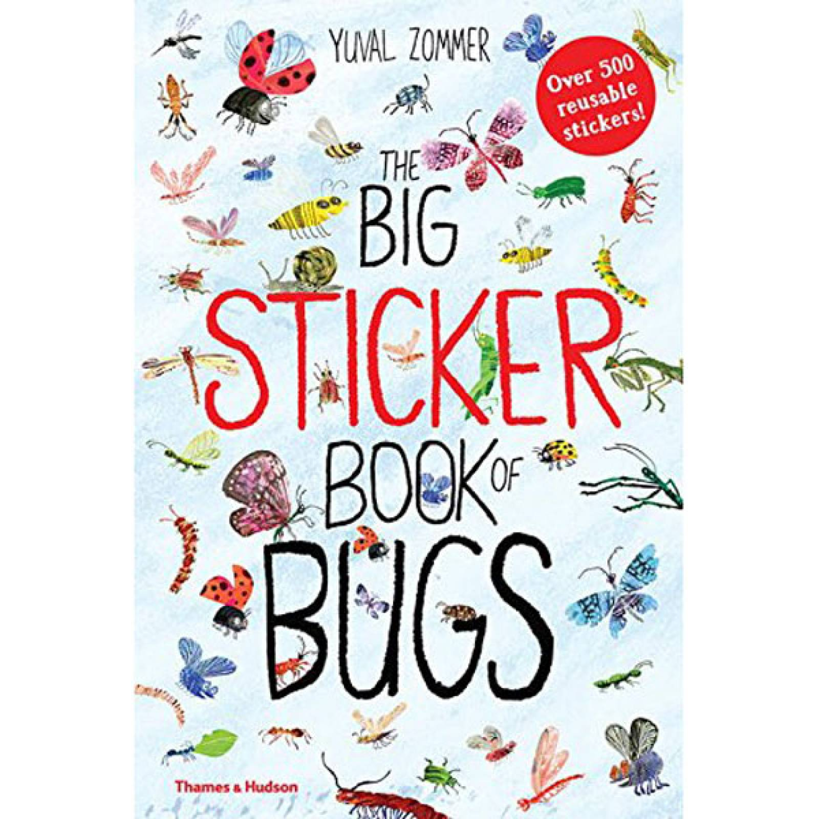 Big Book Of Bugs Sticker Book thumbnails