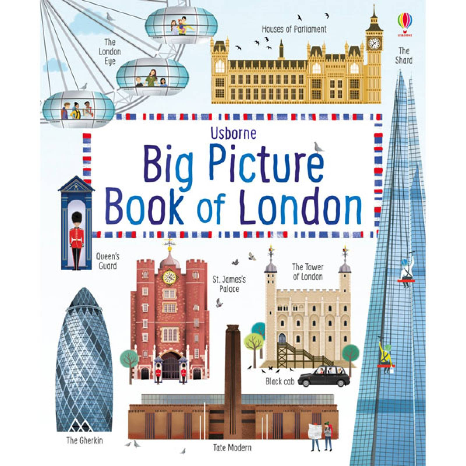 Usborne Big Picture Book Of London