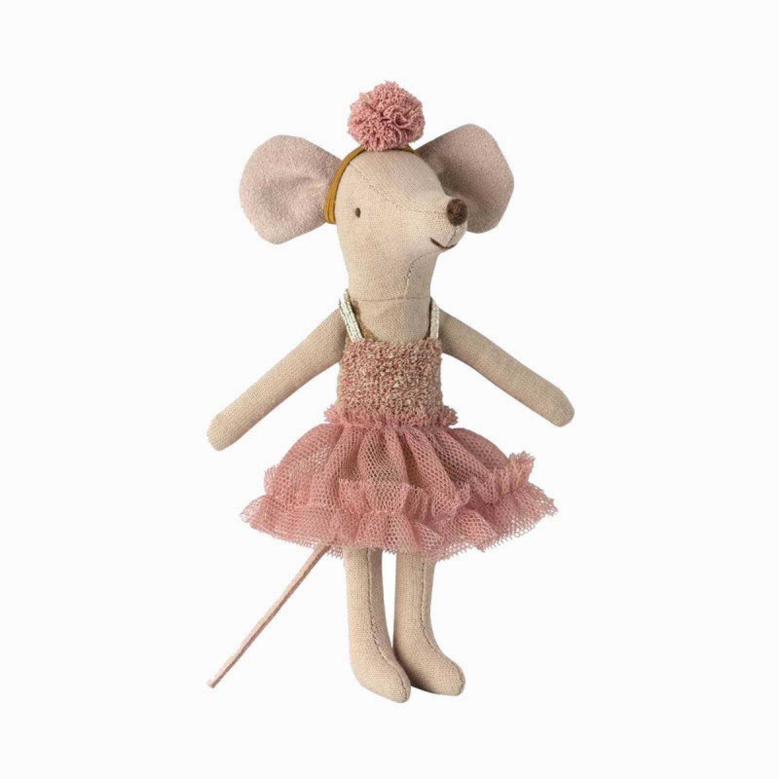 Big Sister Dance Mouse By Maileg 3+