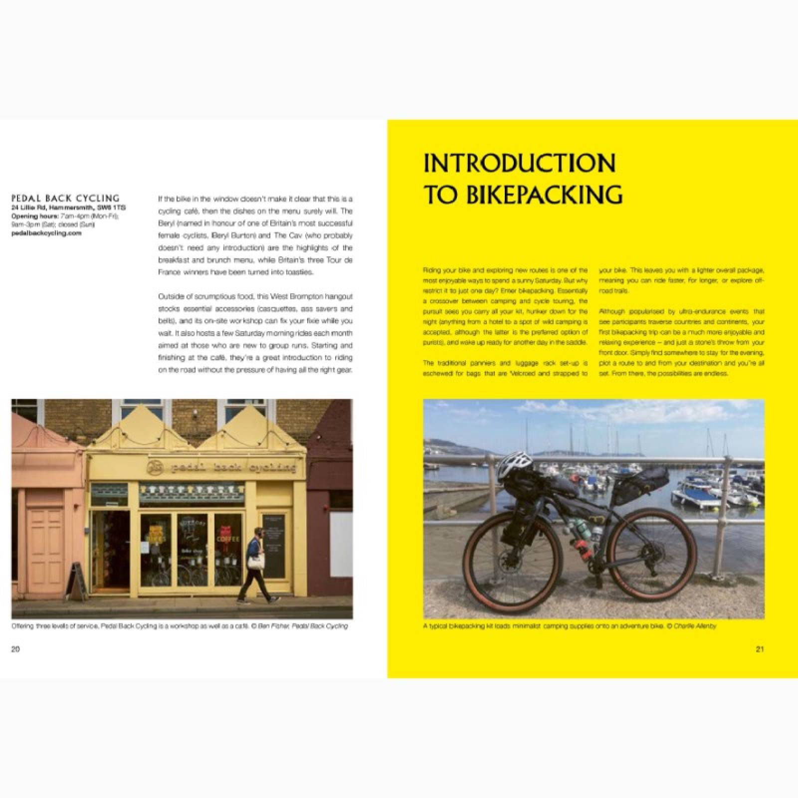 Bike London By Charlie Allenby - Paperback Book thumbnails