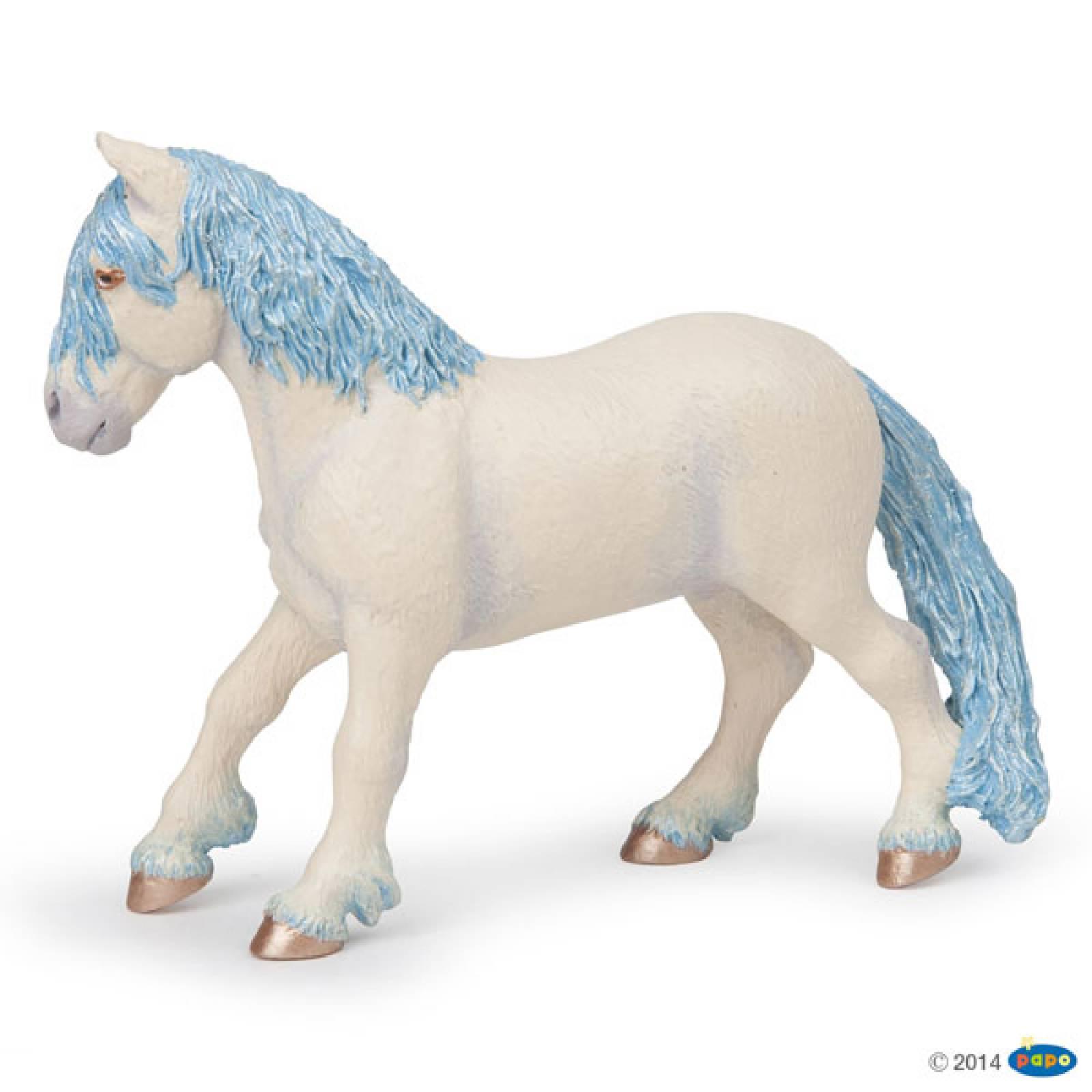 BLUE FAIRY PONY Papo Fairy Figure