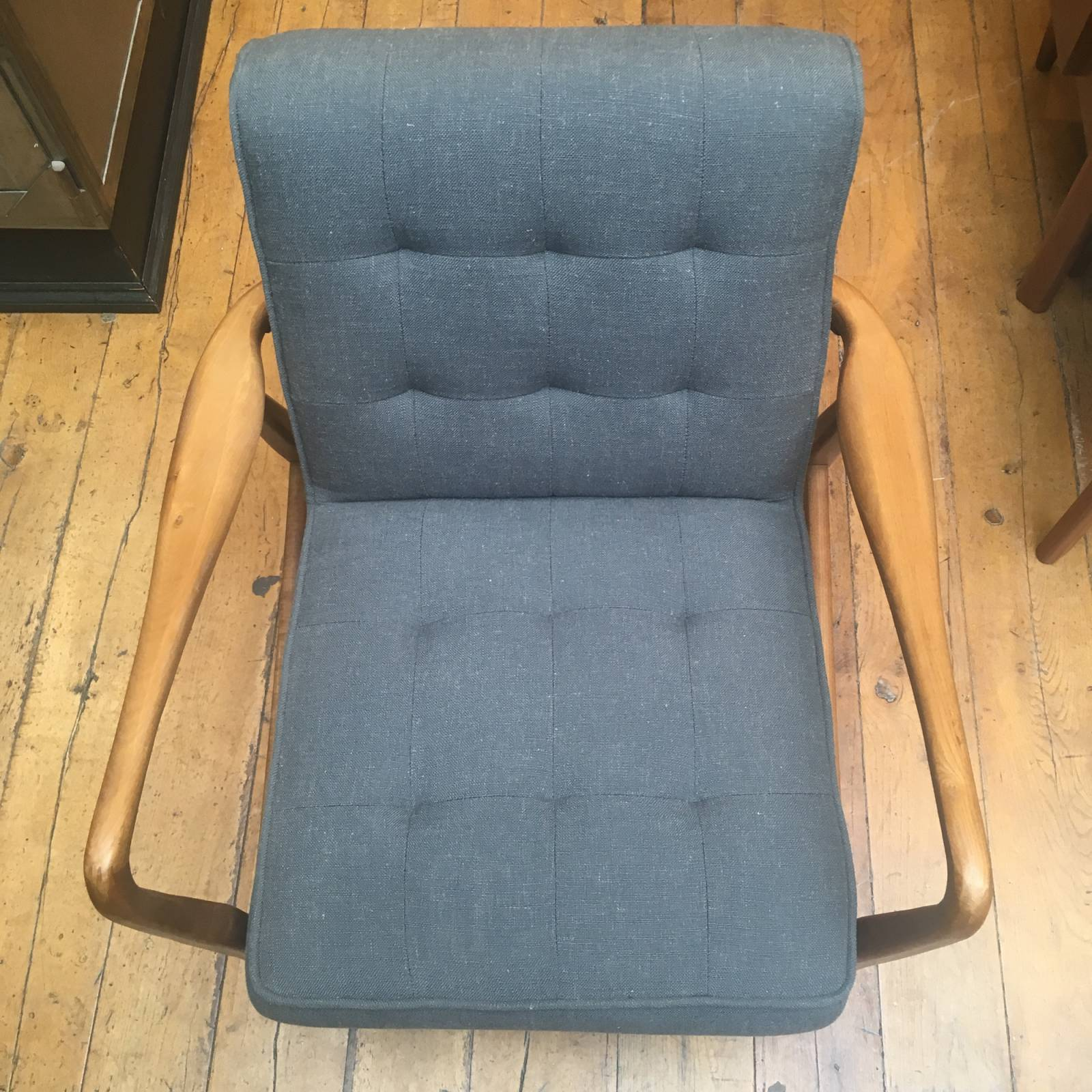 The Olsen - Armchair in Fabric thumbnails
