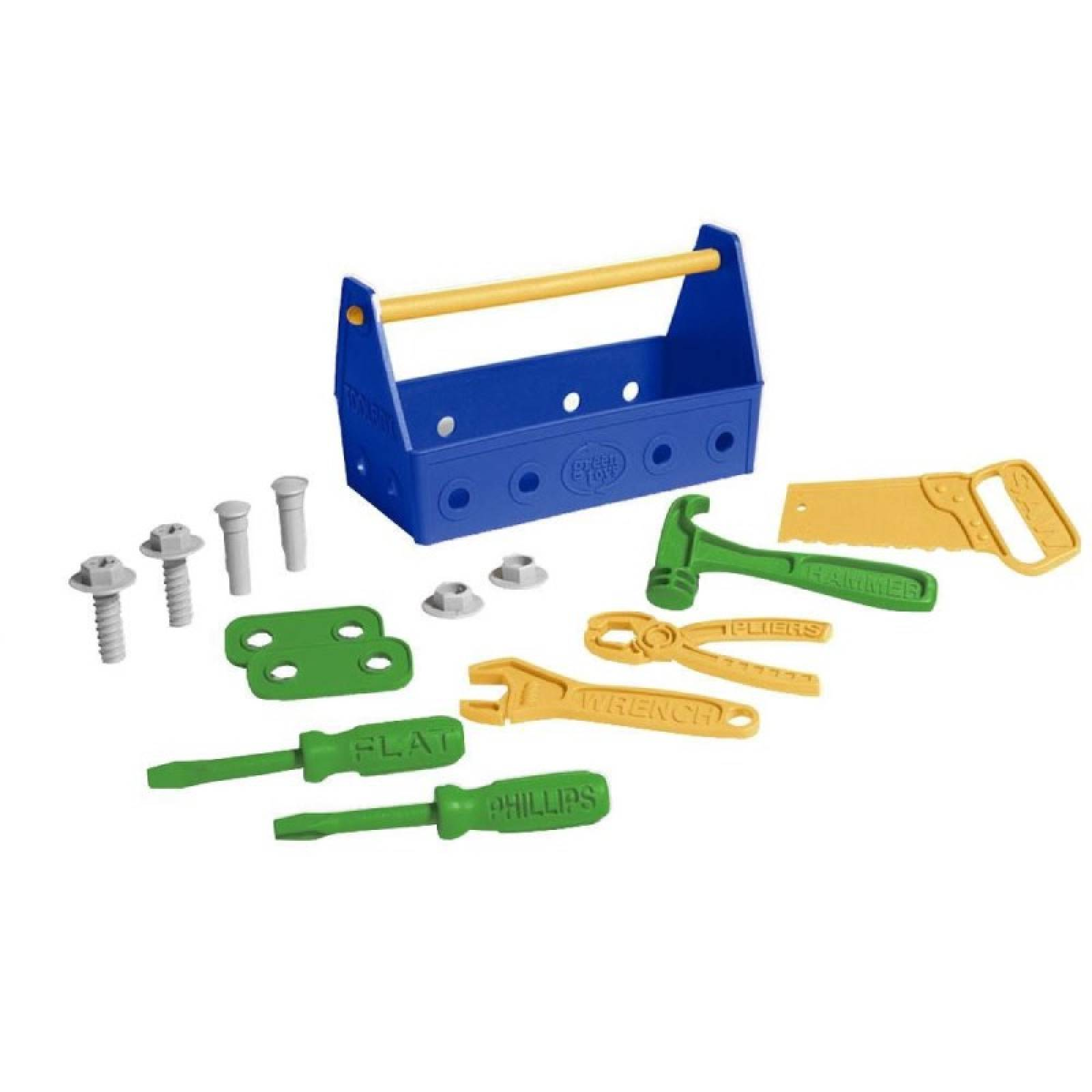 Blue Tool Kit By Green Toys 2+ thumbnails