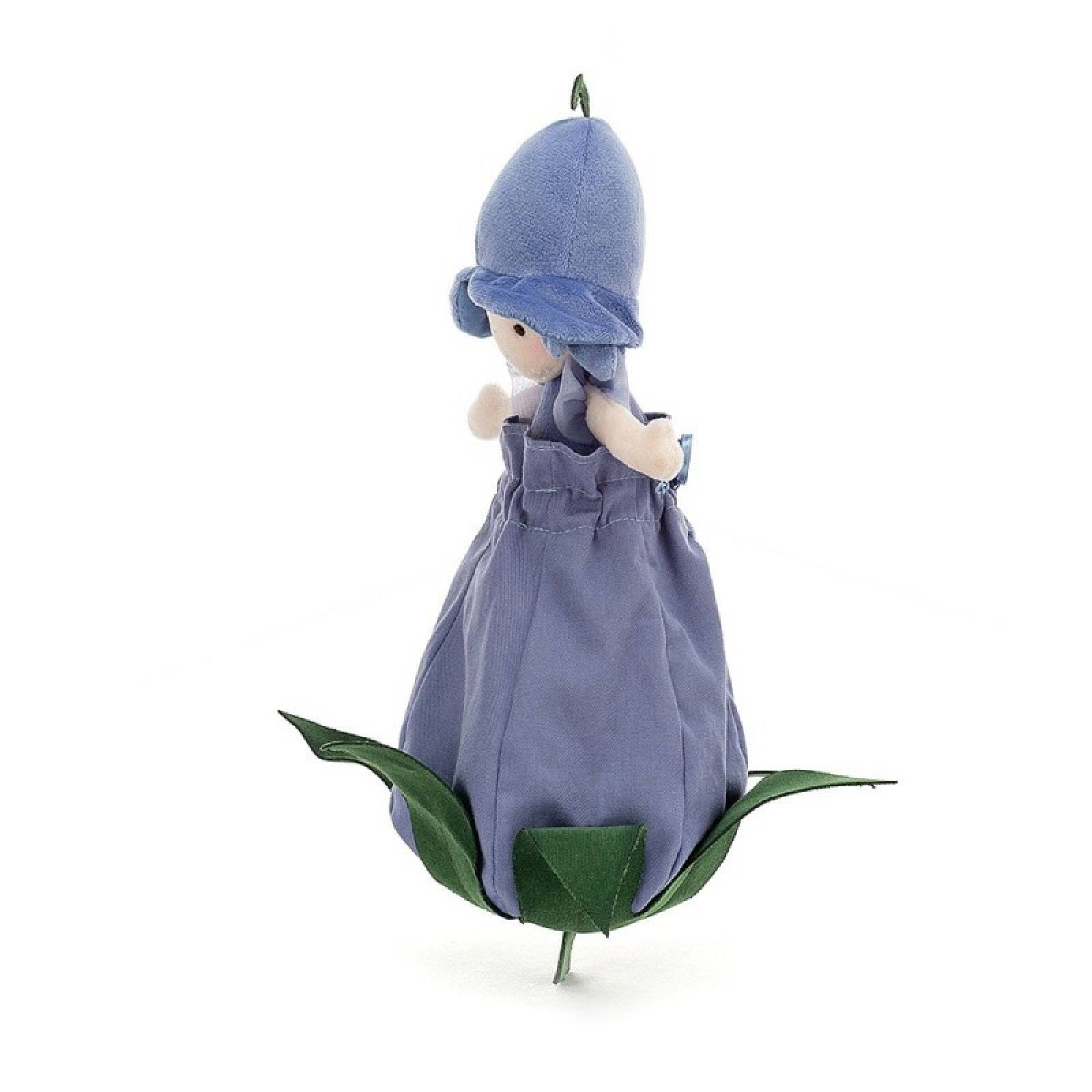 Bluebell Petalkin Doll Soft Toy By Jellycat thumbnails