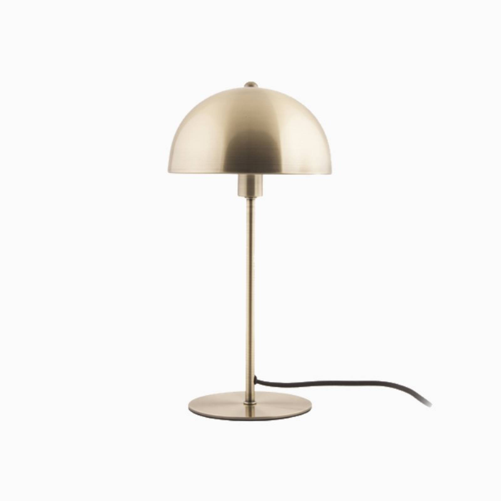 Bonnet Metal Table Lamp In Antique Gold thumbnails