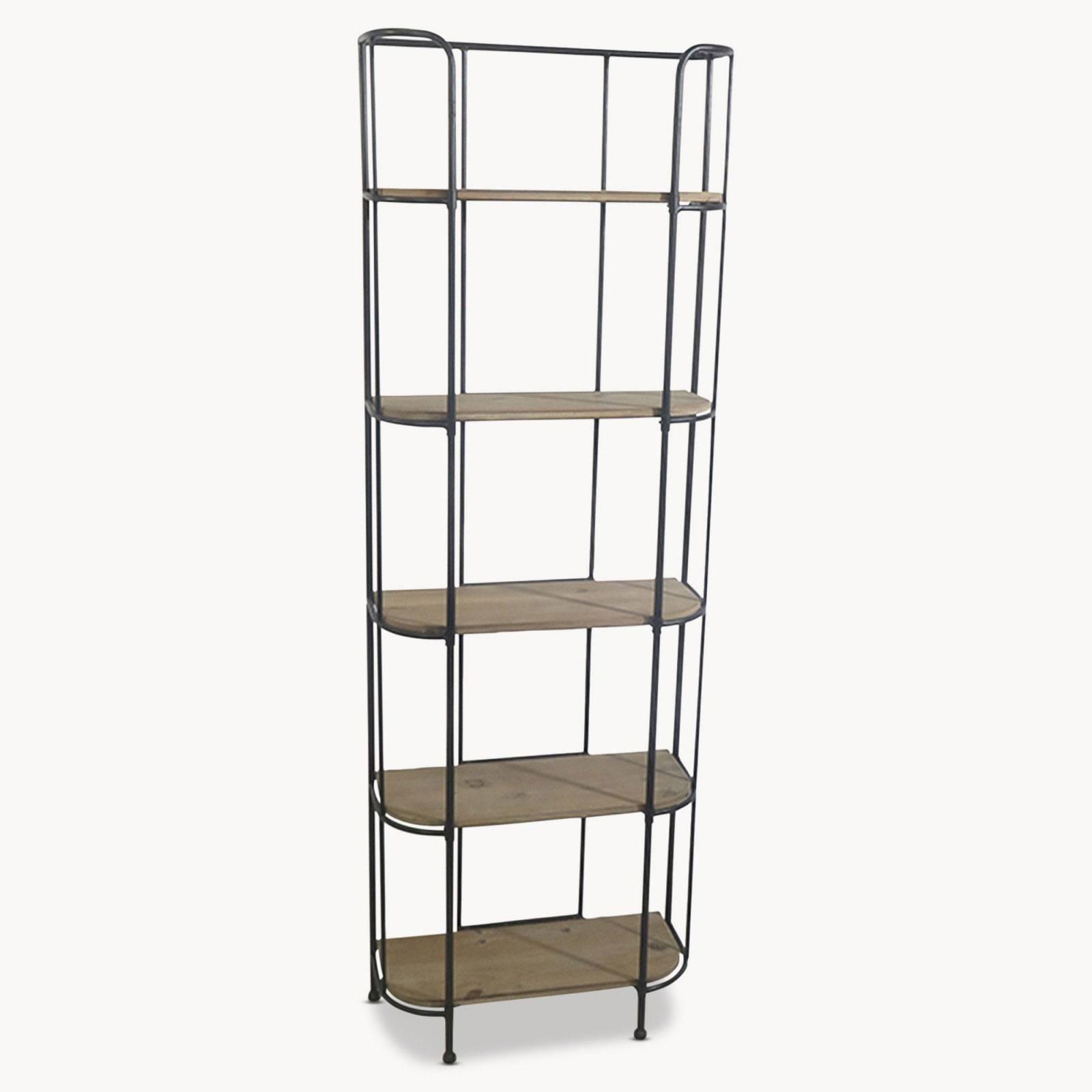 Bookshelf - Factory Style Shelving Unit thumbnails