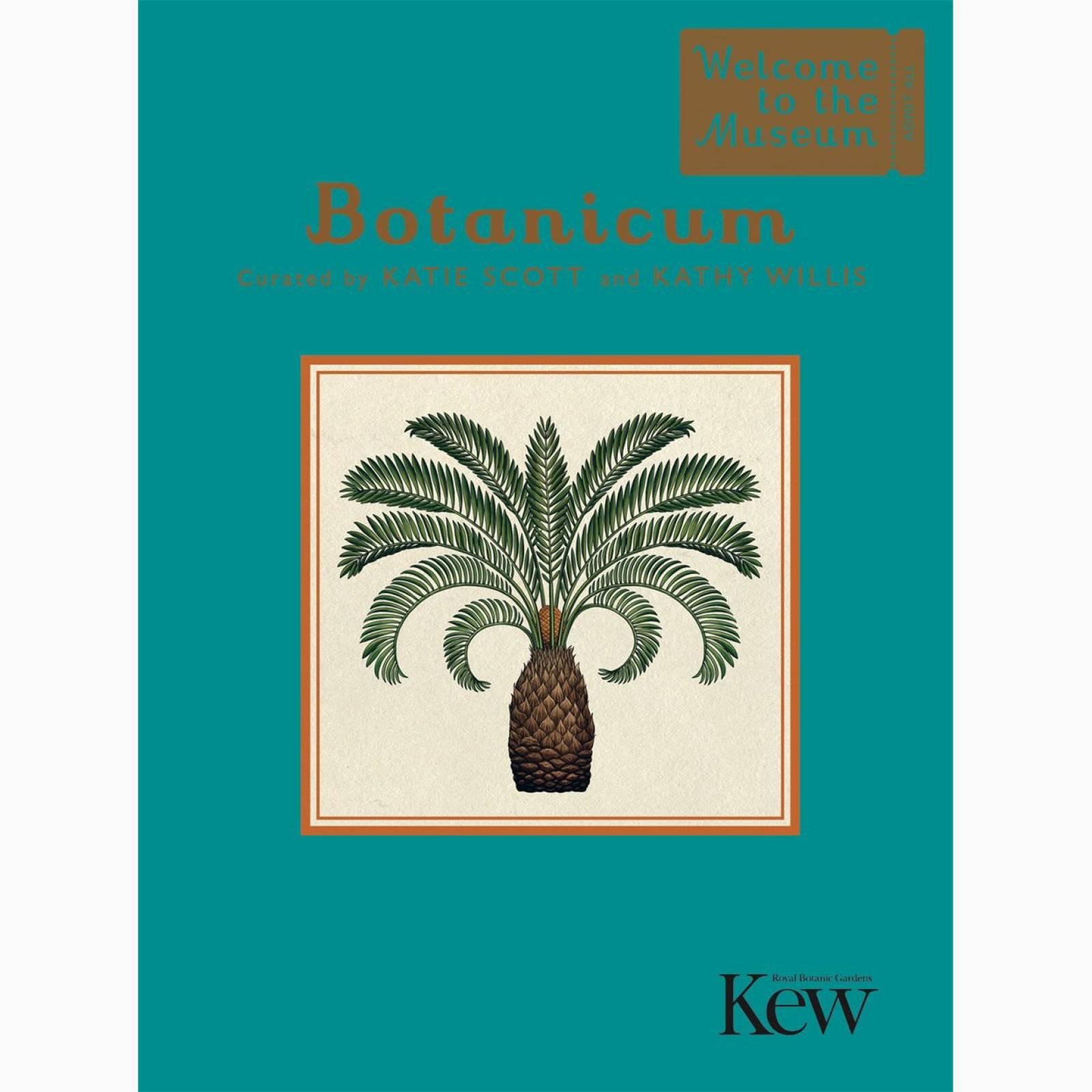Botanicum - Mini Hardback Book