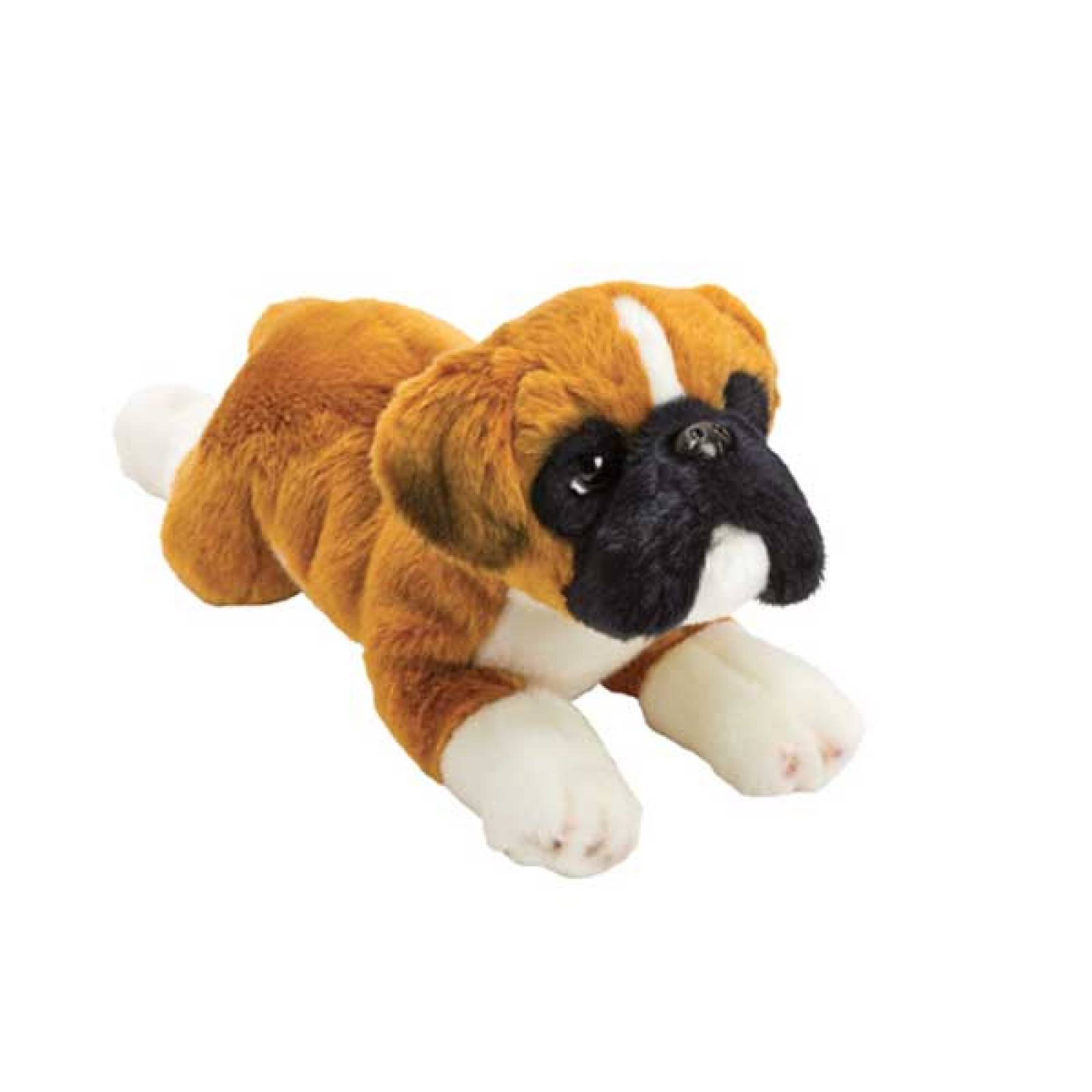 Boxer Dog Soft Toy 40cm 0+