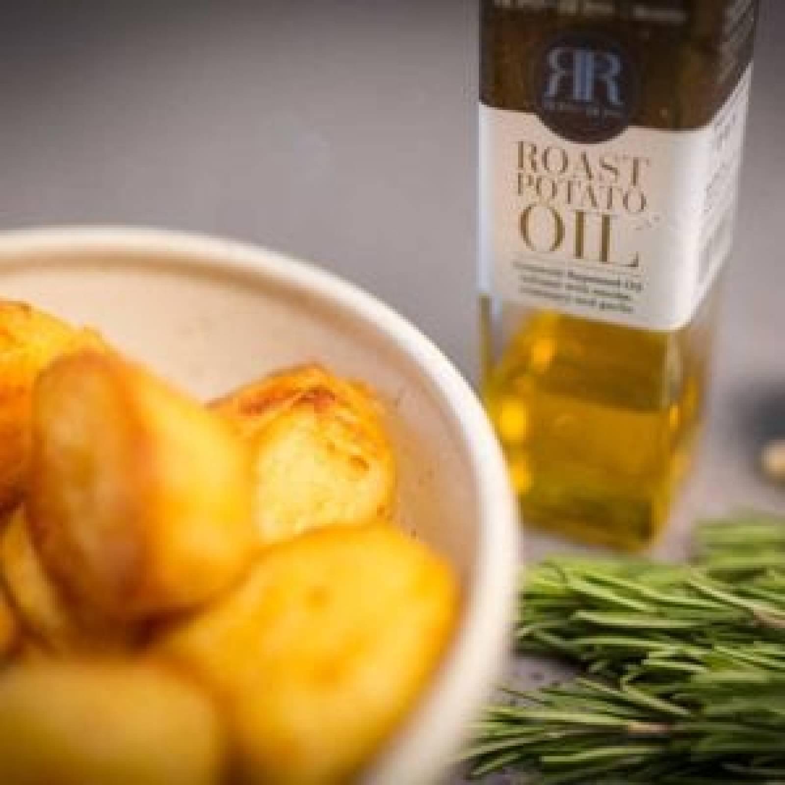 Roast Potato Oil By Ross & Ross