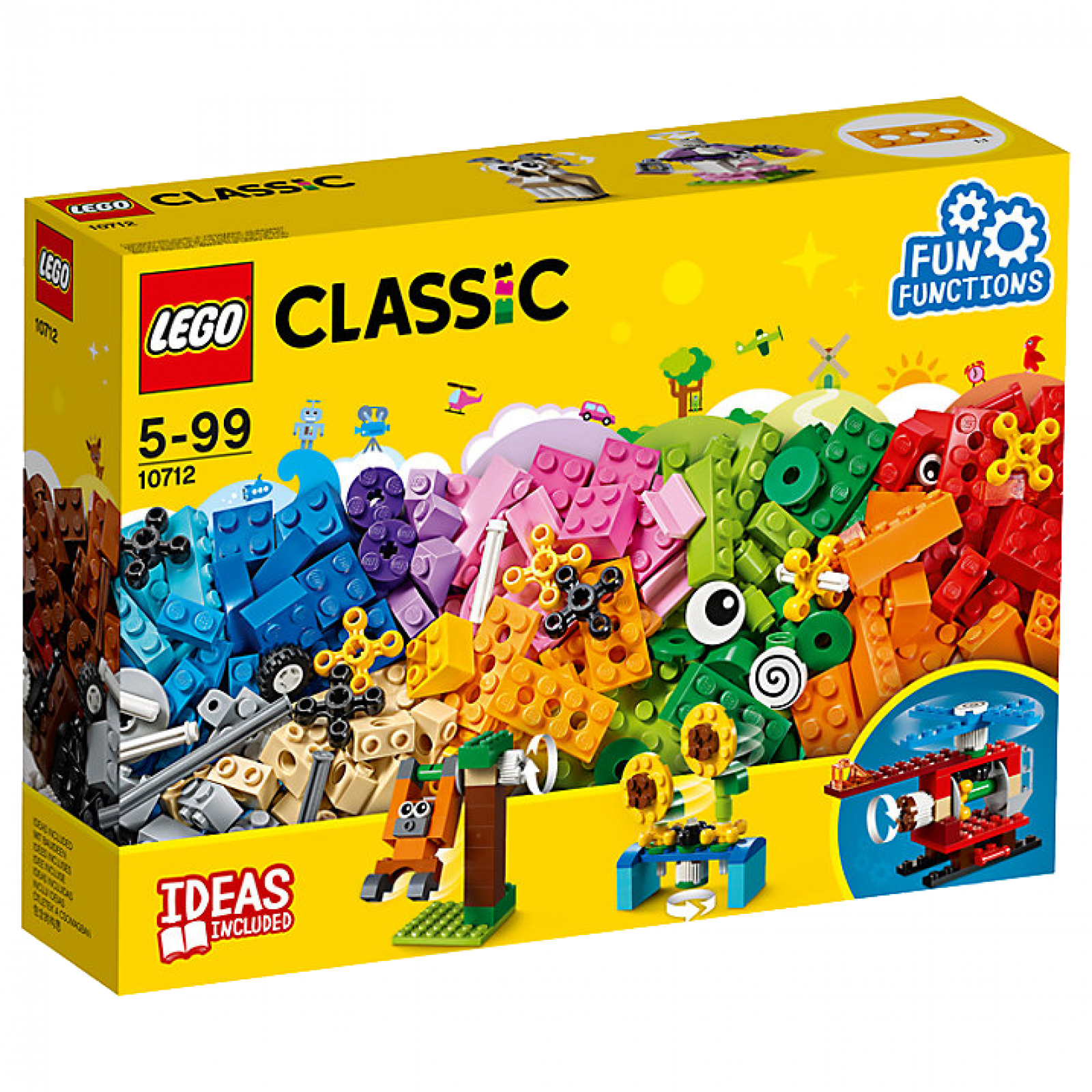 LEGO® Classic Bricks And Gears 10712 4+