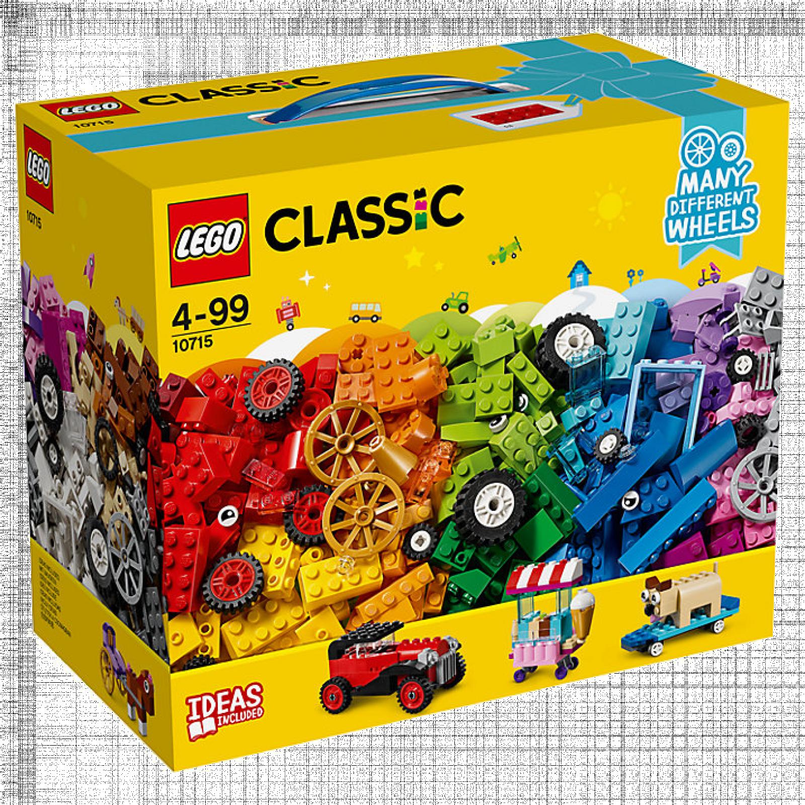 LEGO® Classic Bricks On A Roll 10715 4+
