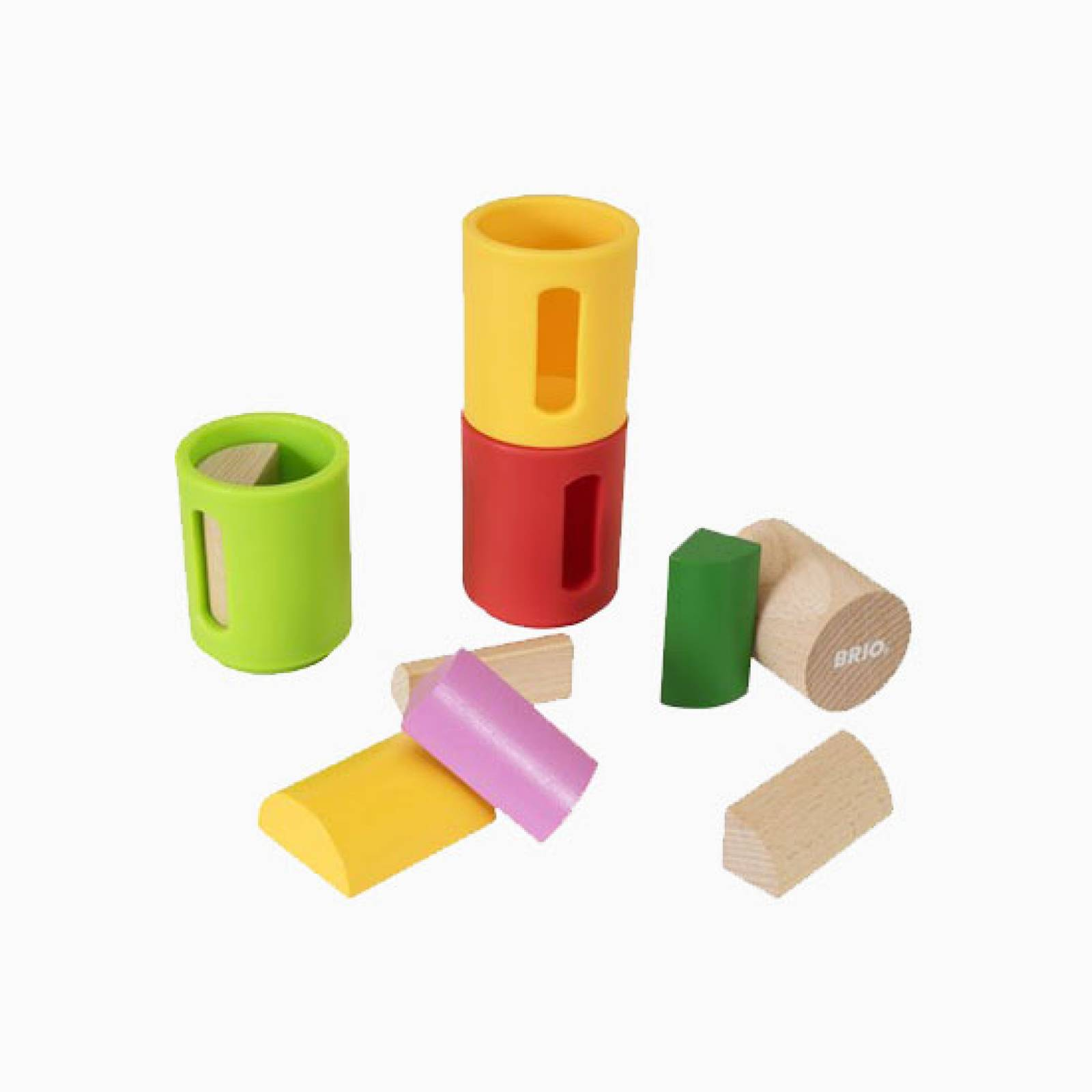 BRIO® Shape Sorter Set 1+