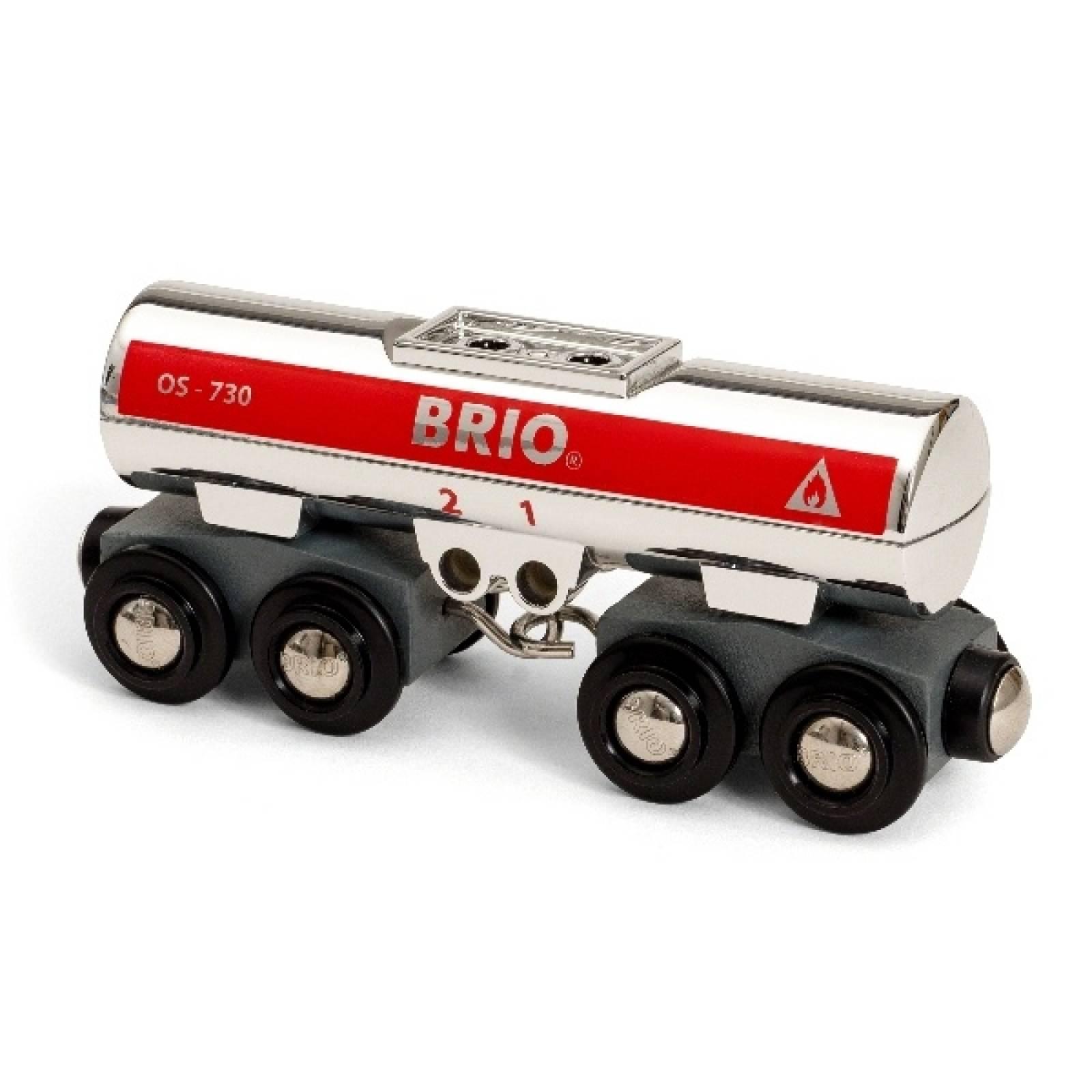 Tank Wagon Carriage BRIO Wooden Railway thumbnails