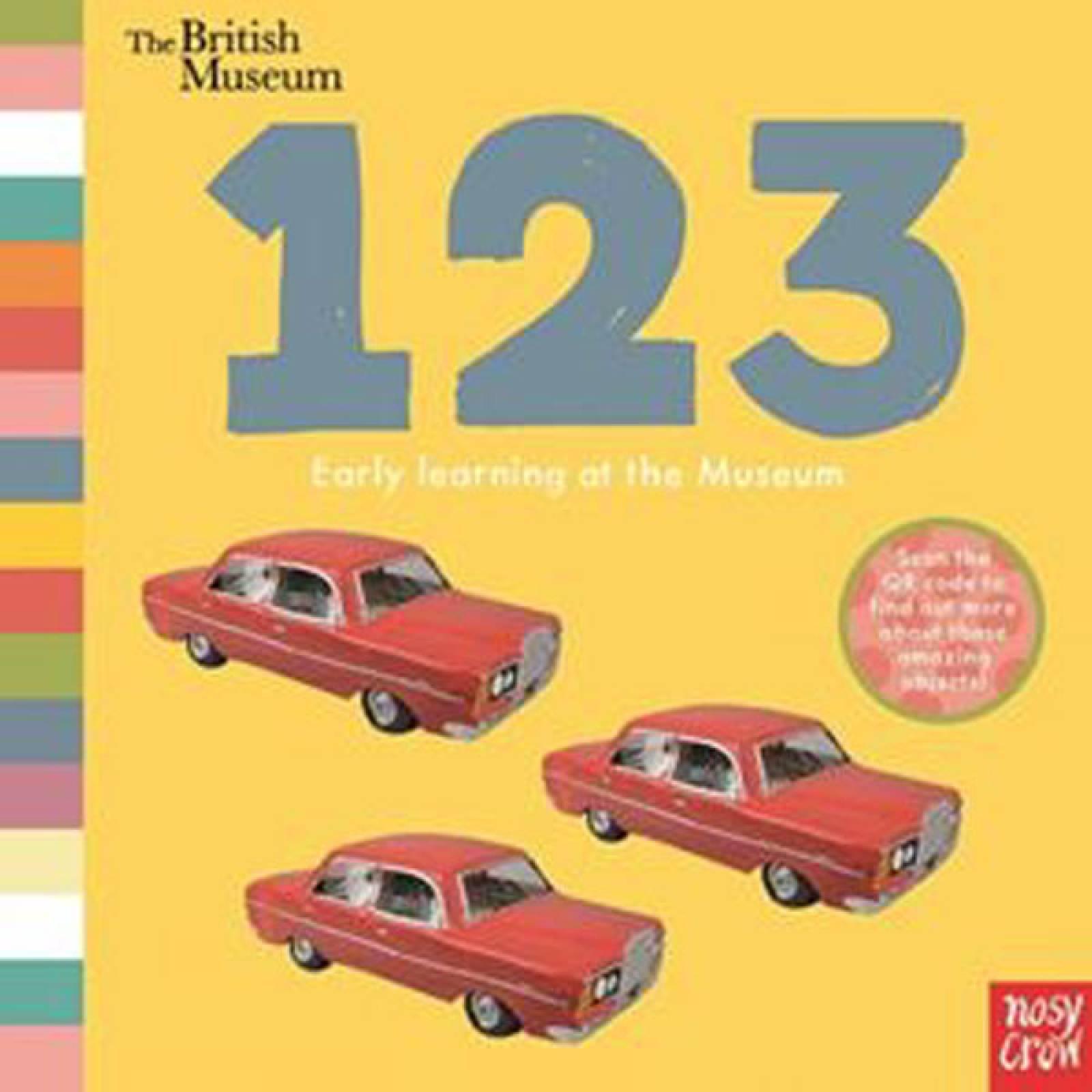 British Museum 123 Board Book