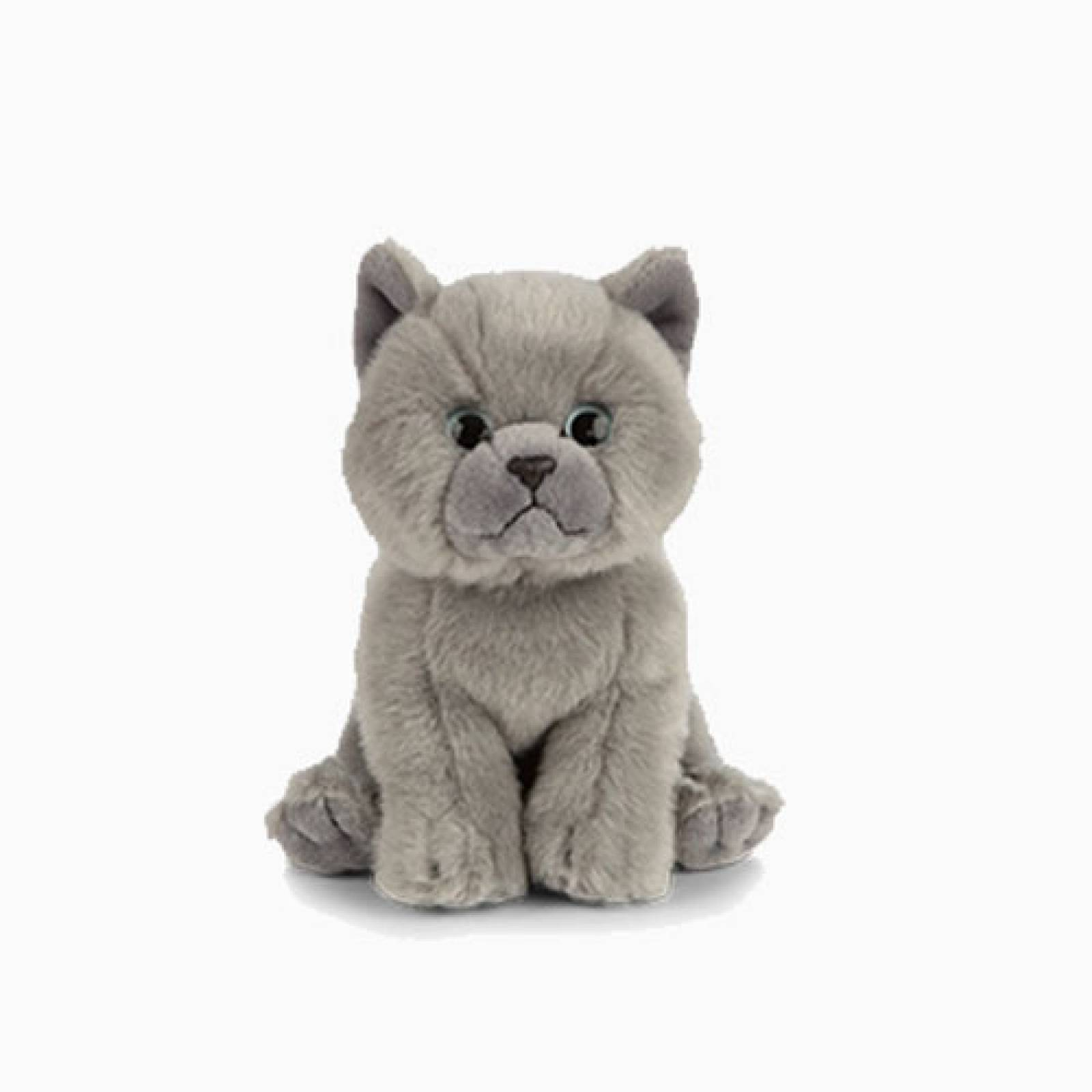 British Shorthair Kitten Soft Toy 0+