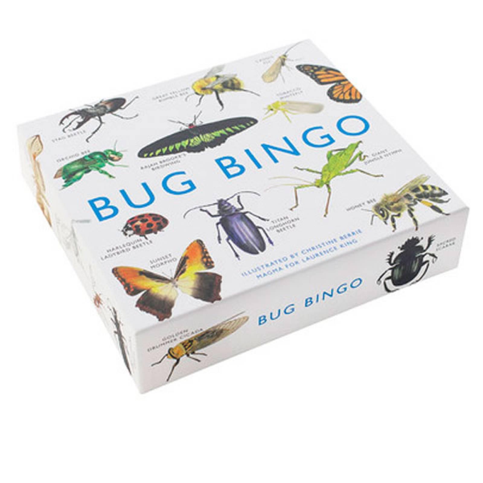 Bug Bingo 6+