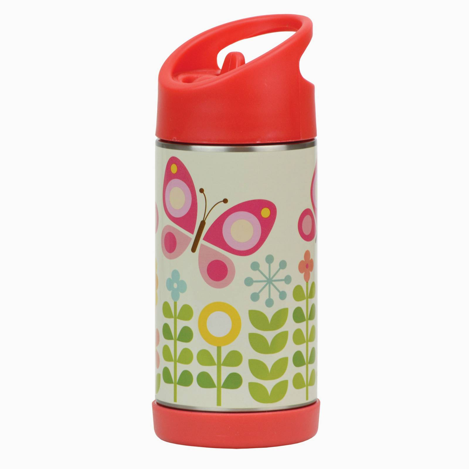 Butterflies - Stainless Steel Water Bottle