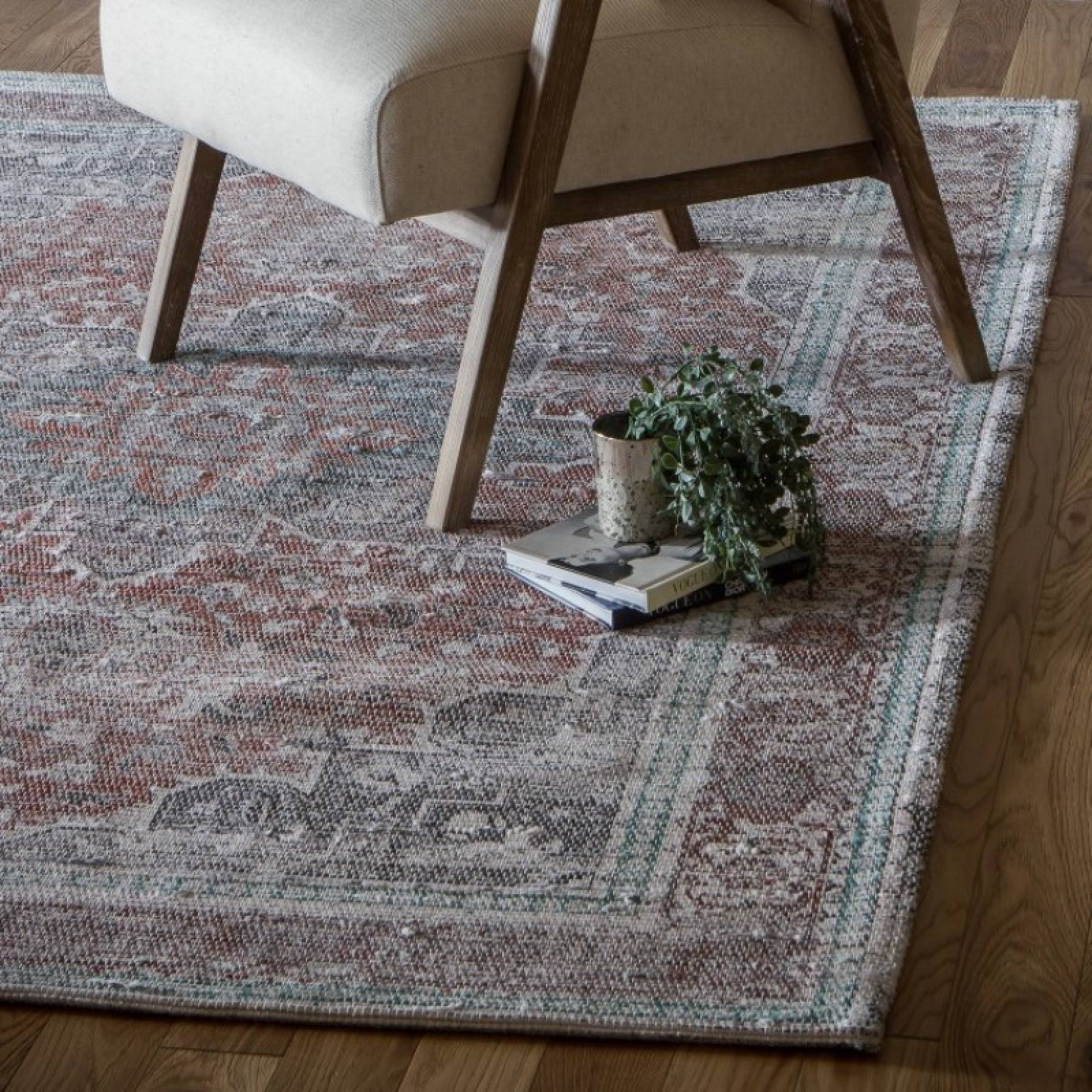 Cairns Large Multi-Coloured Woven Rug 160x230cm