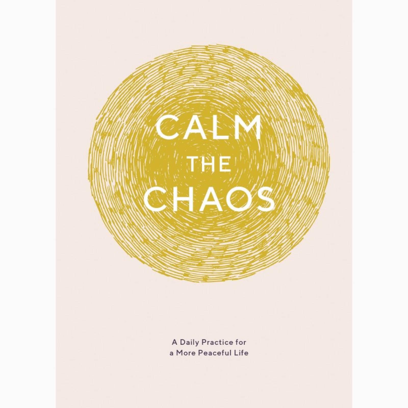 Calm The Chaos Journal