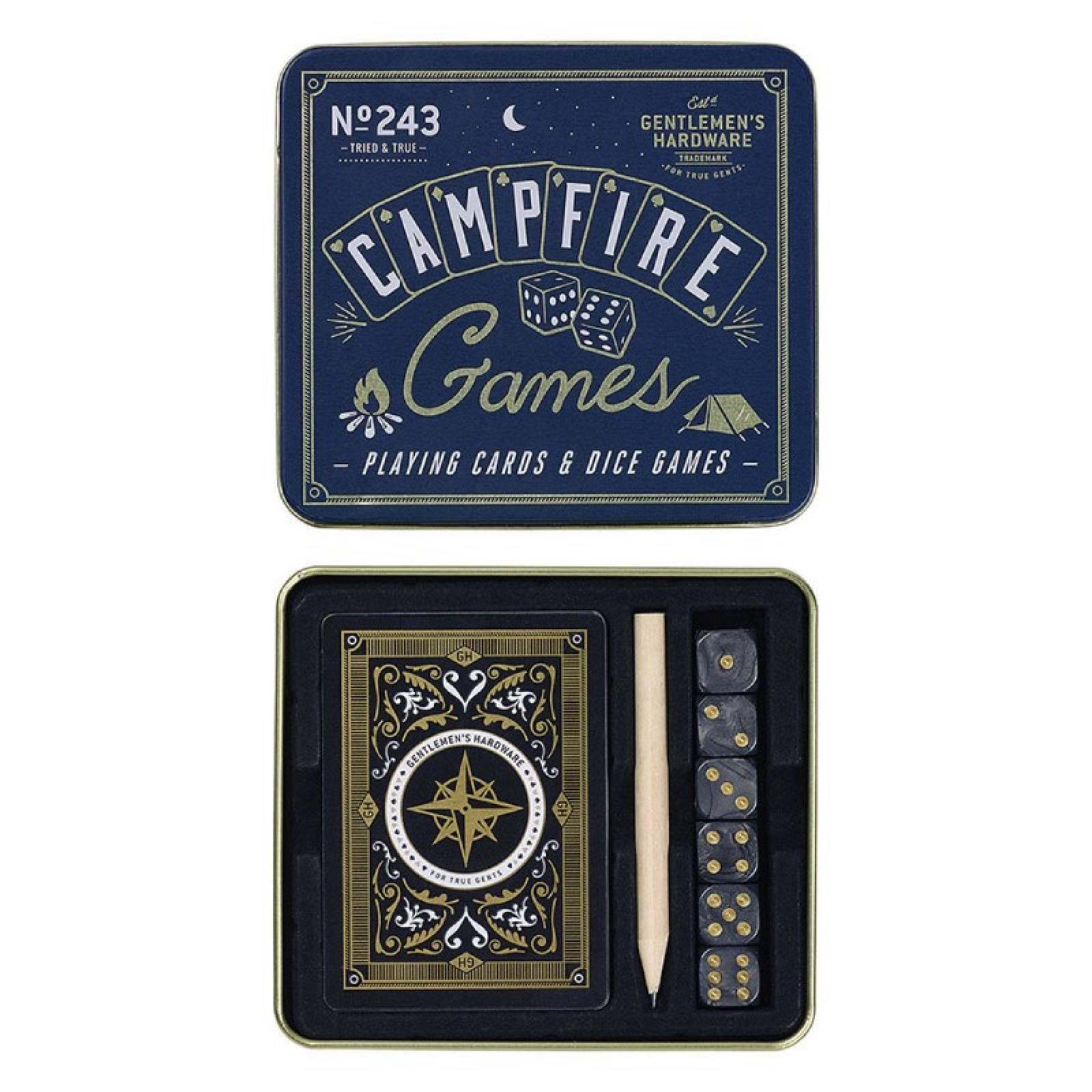 Campfire Games thumbnails