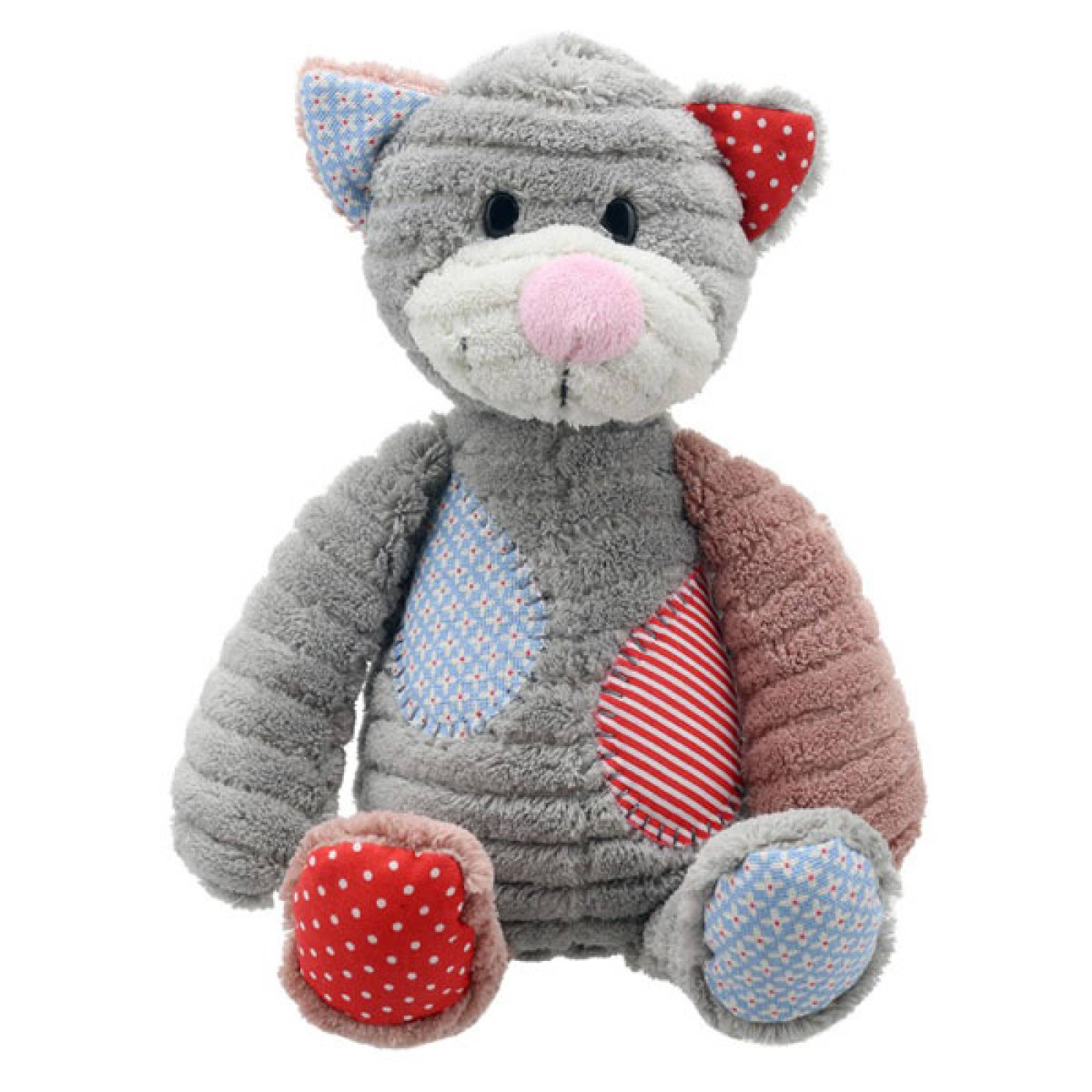 Cat - Wilberry Snuggles Soft Toy 1+