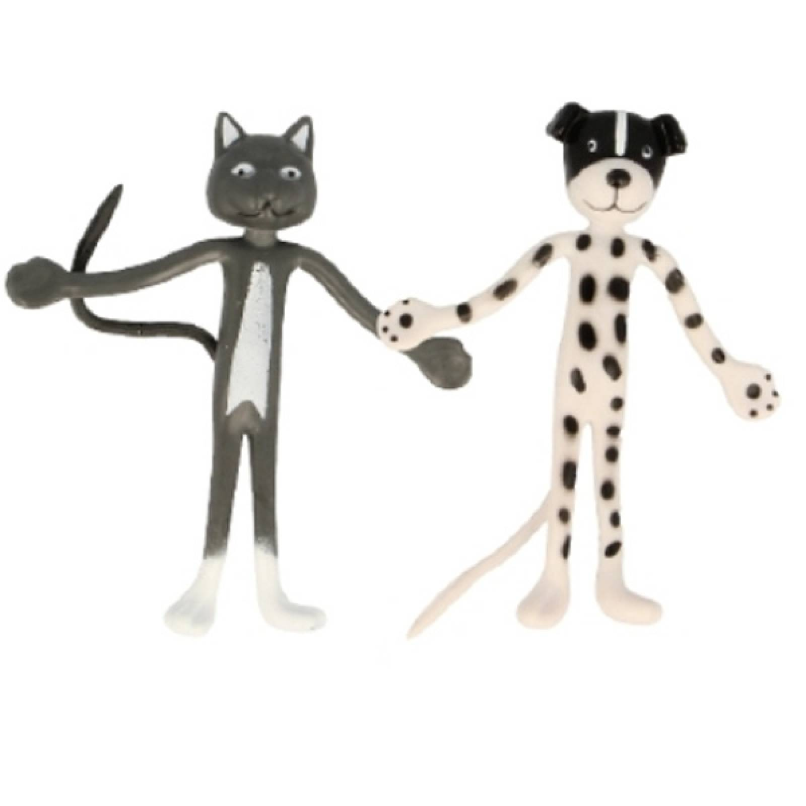 Bendy Cats And Dogs Various