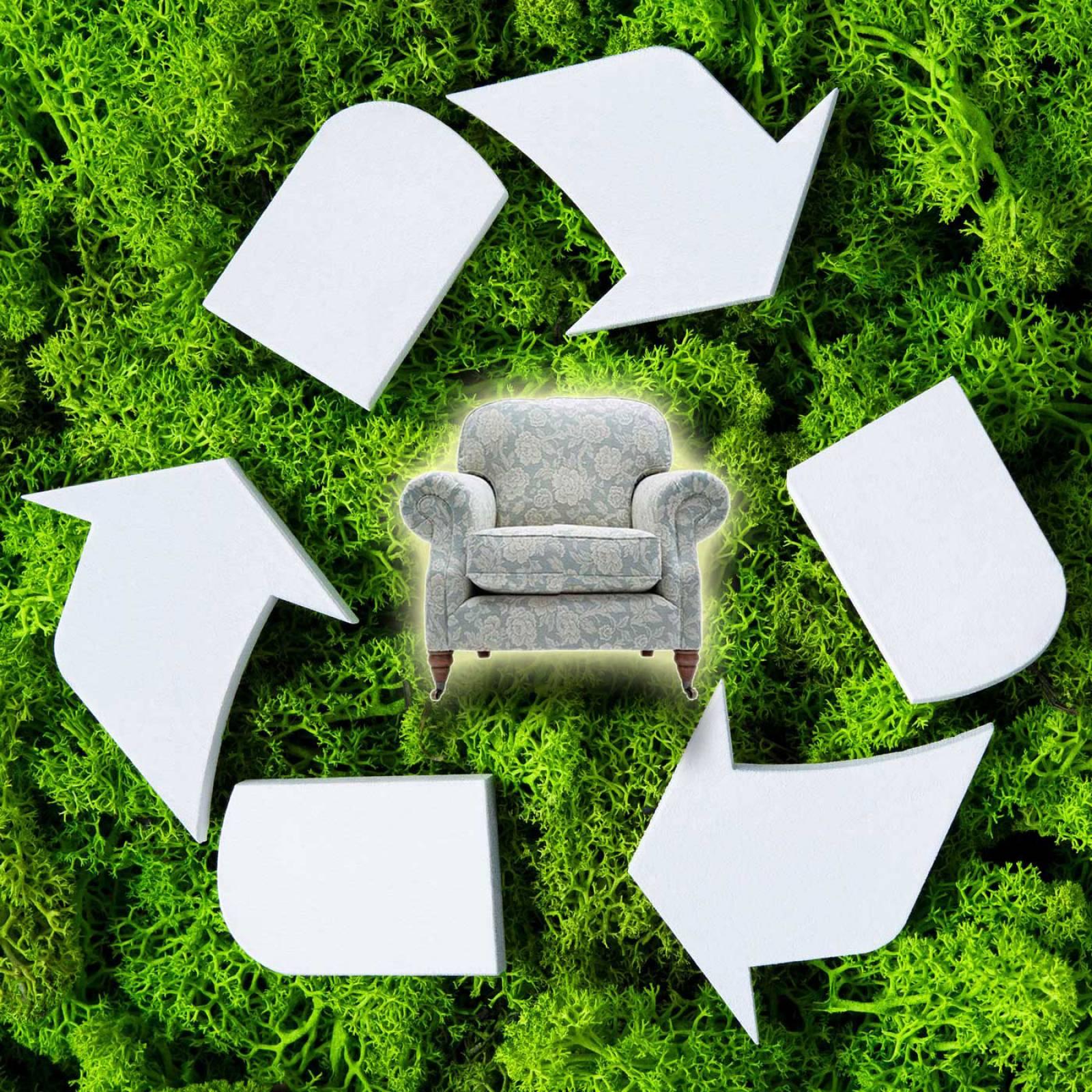 Armchair - Furniture Disposal & Recycling