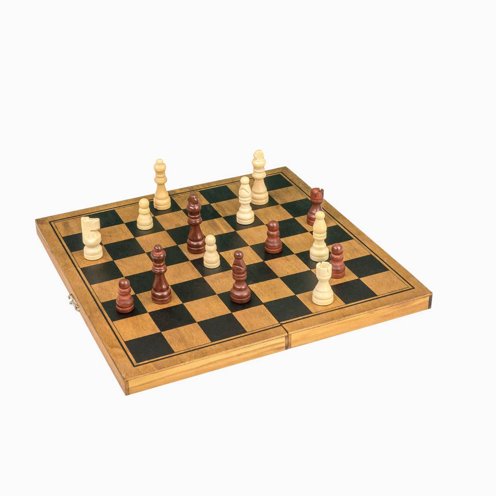 Chess - Handcrafted Wooden Board Game 3+ thumbnails