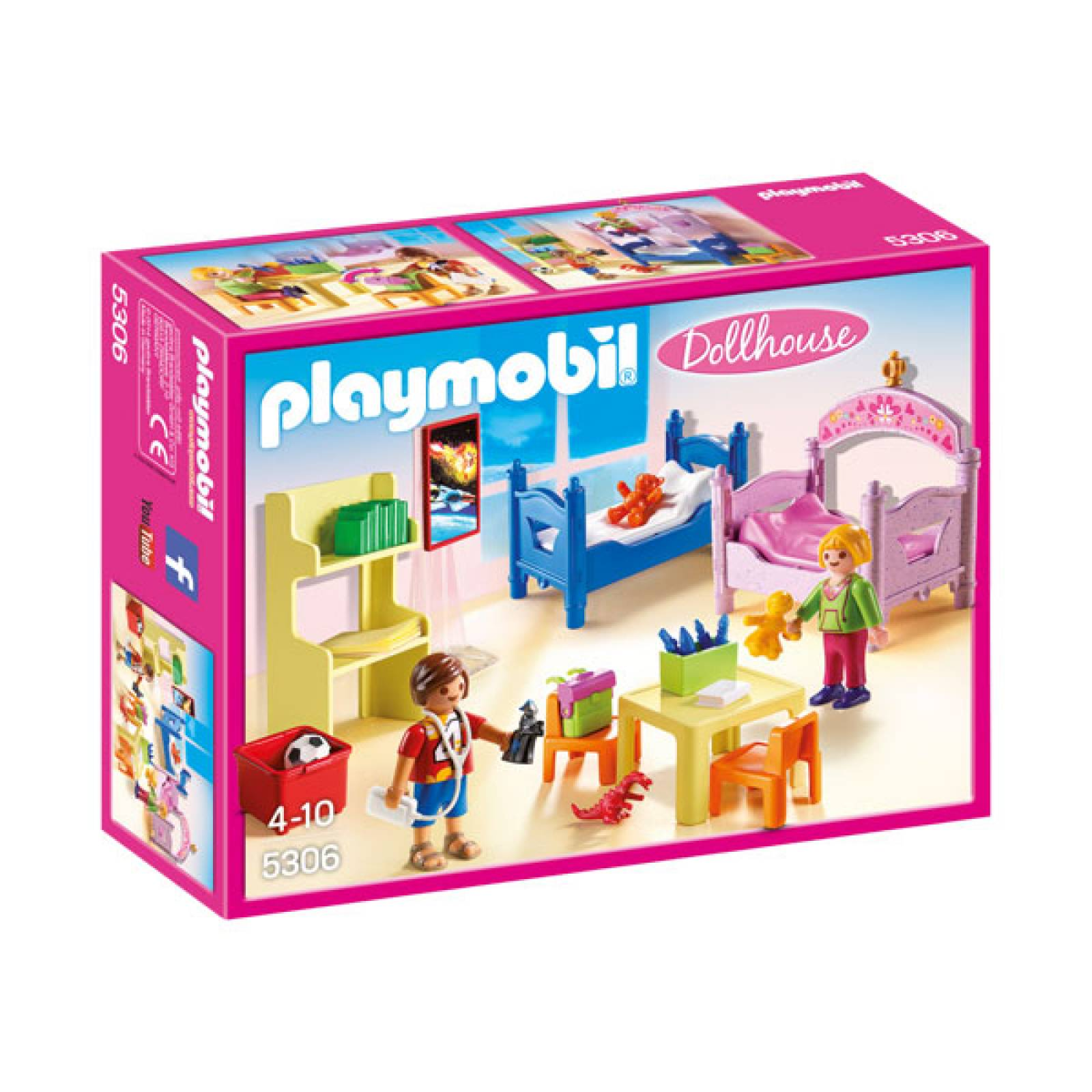 Children's Room Playmobil 5306 thumbnails