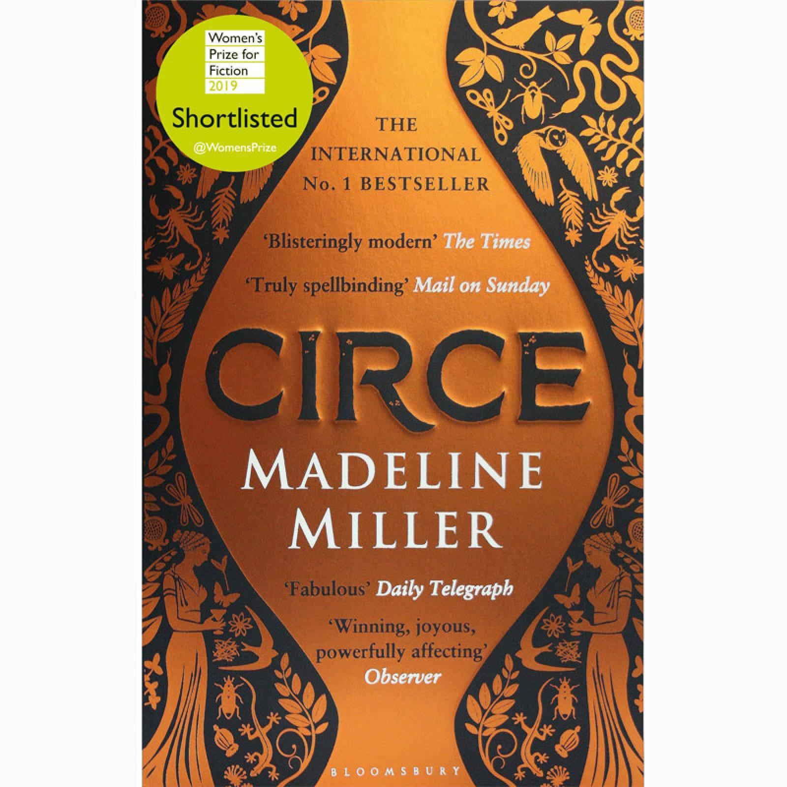 Circe - Paperback Book