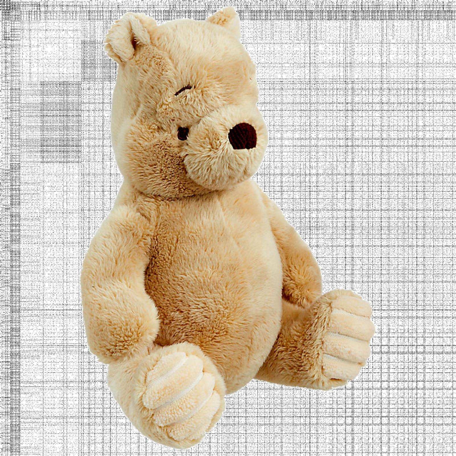 Classic Winnie The Pooh Bear Soft Toy 0+