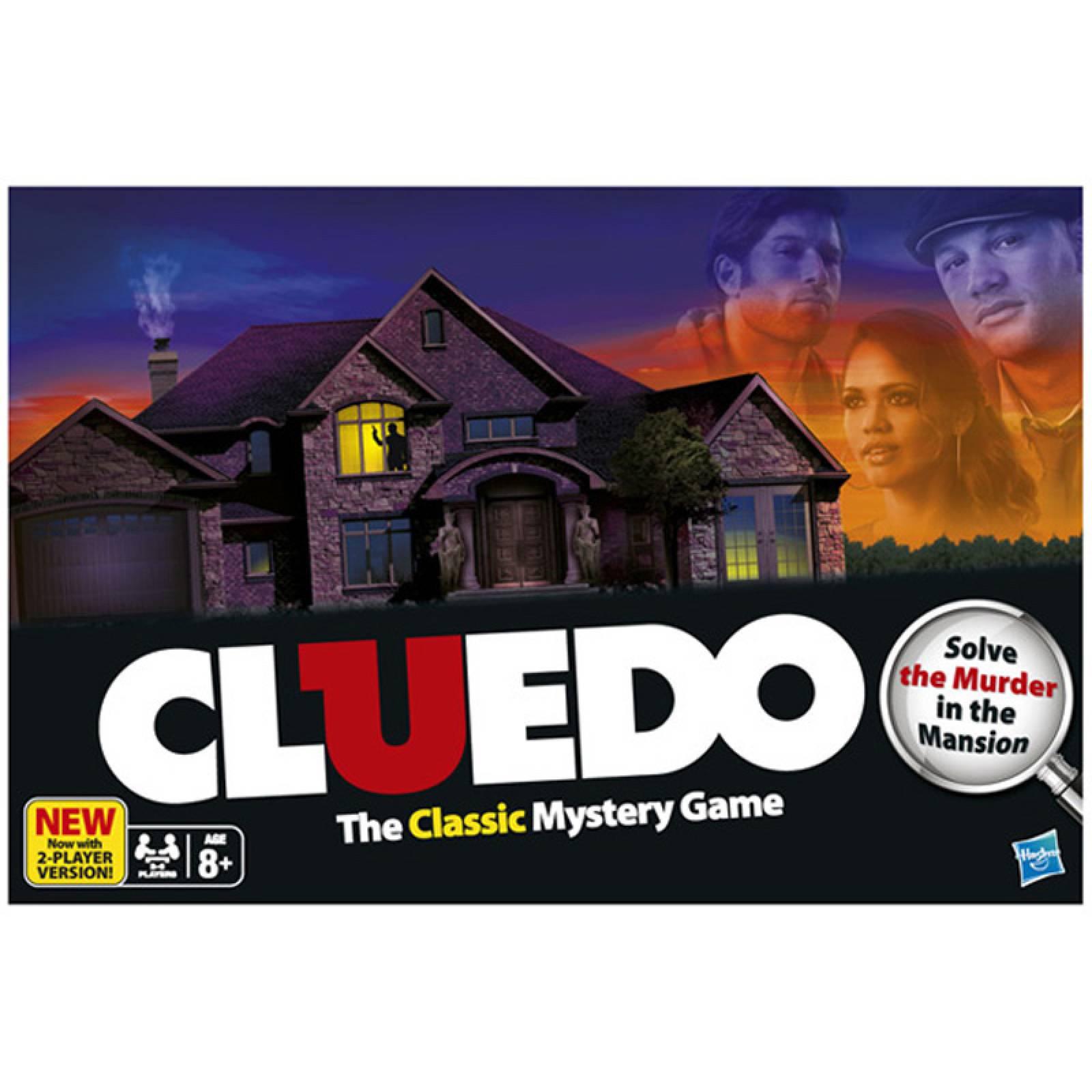 Cluedo Game Age 9+