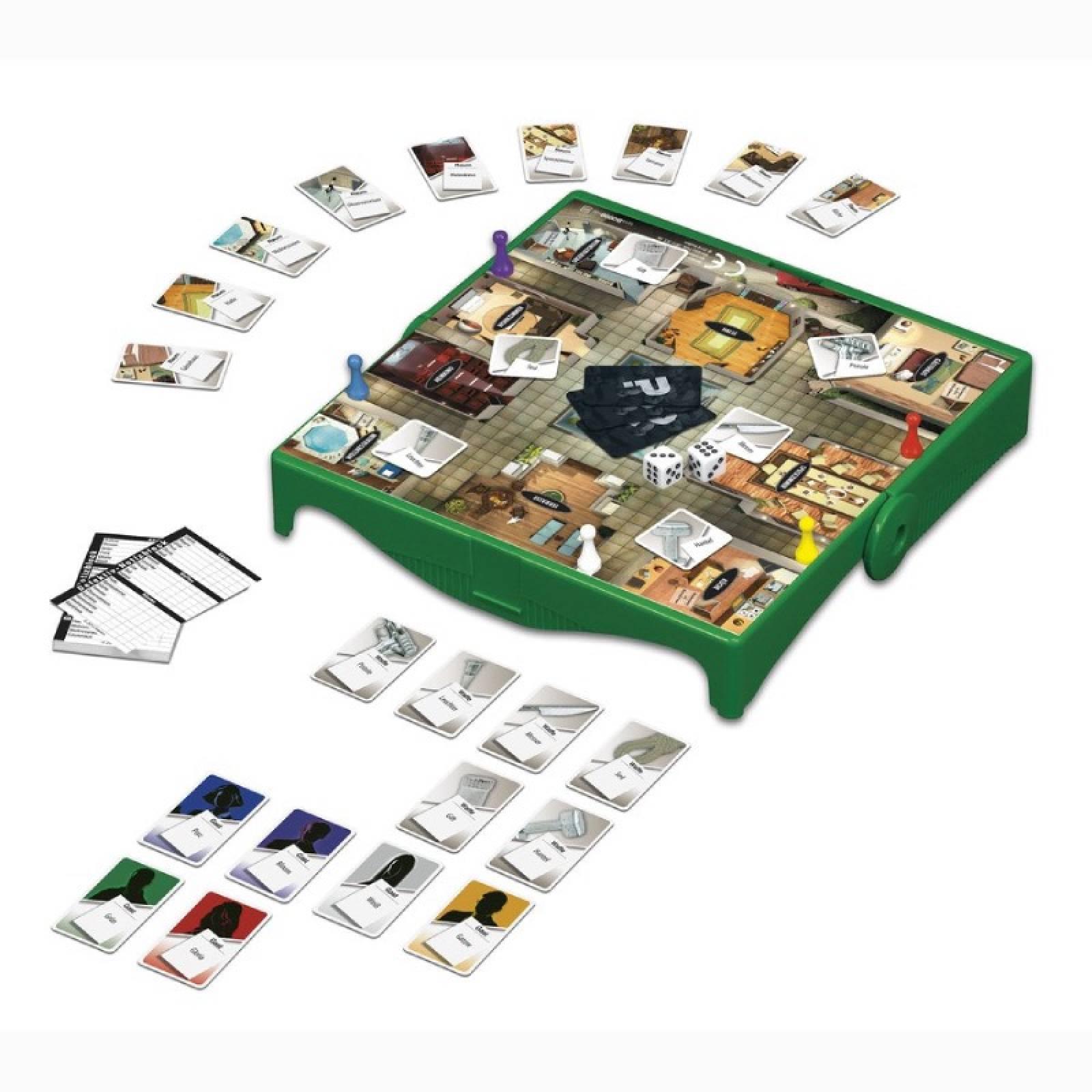 Cluedo Grab & Go Travel Game 8+ thumbnails