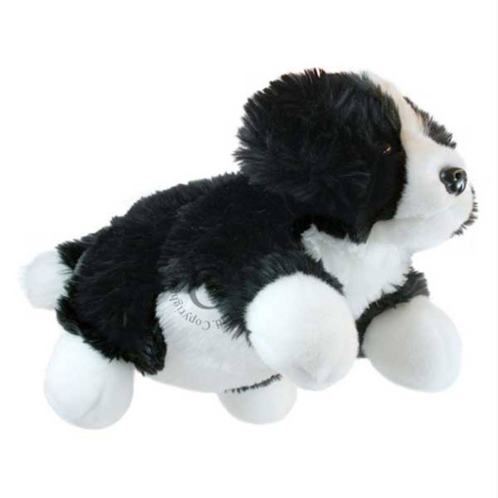 Border Collie - Full Bodied Hand Puppet