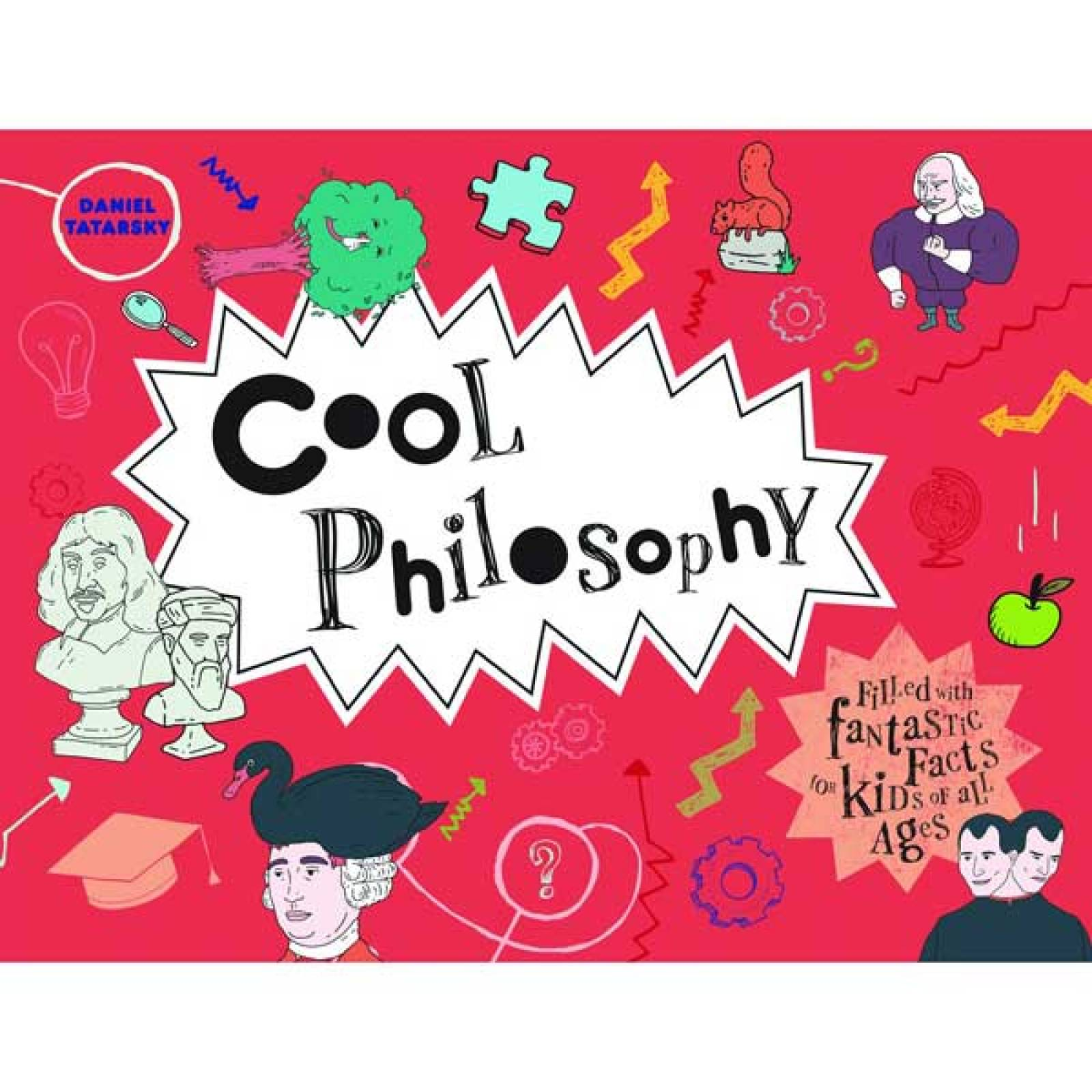 Cool Philosophy - Filled With Fantastic Facts Hardback Book