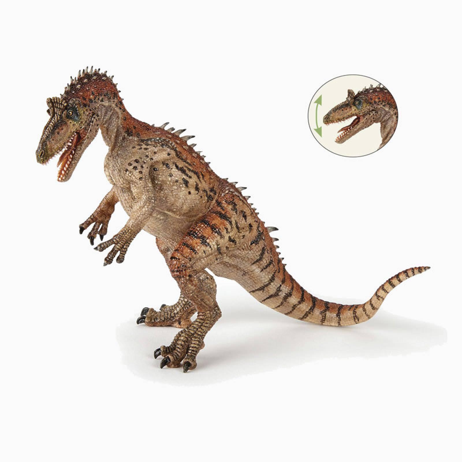 Cryolophosaurus - Papo Dinosaur Figure