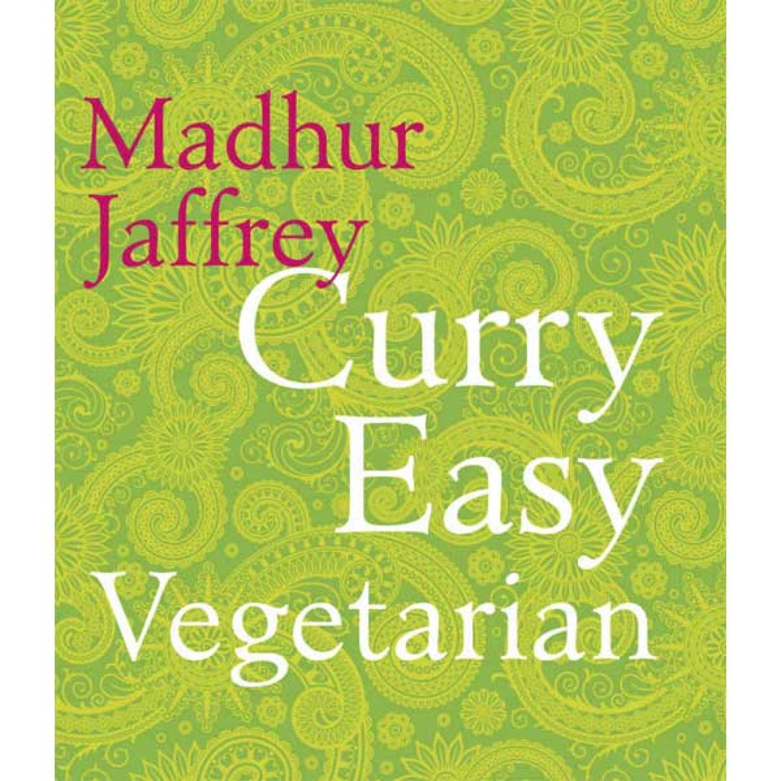 Curry Easy VEGETARIAN Hardback Book