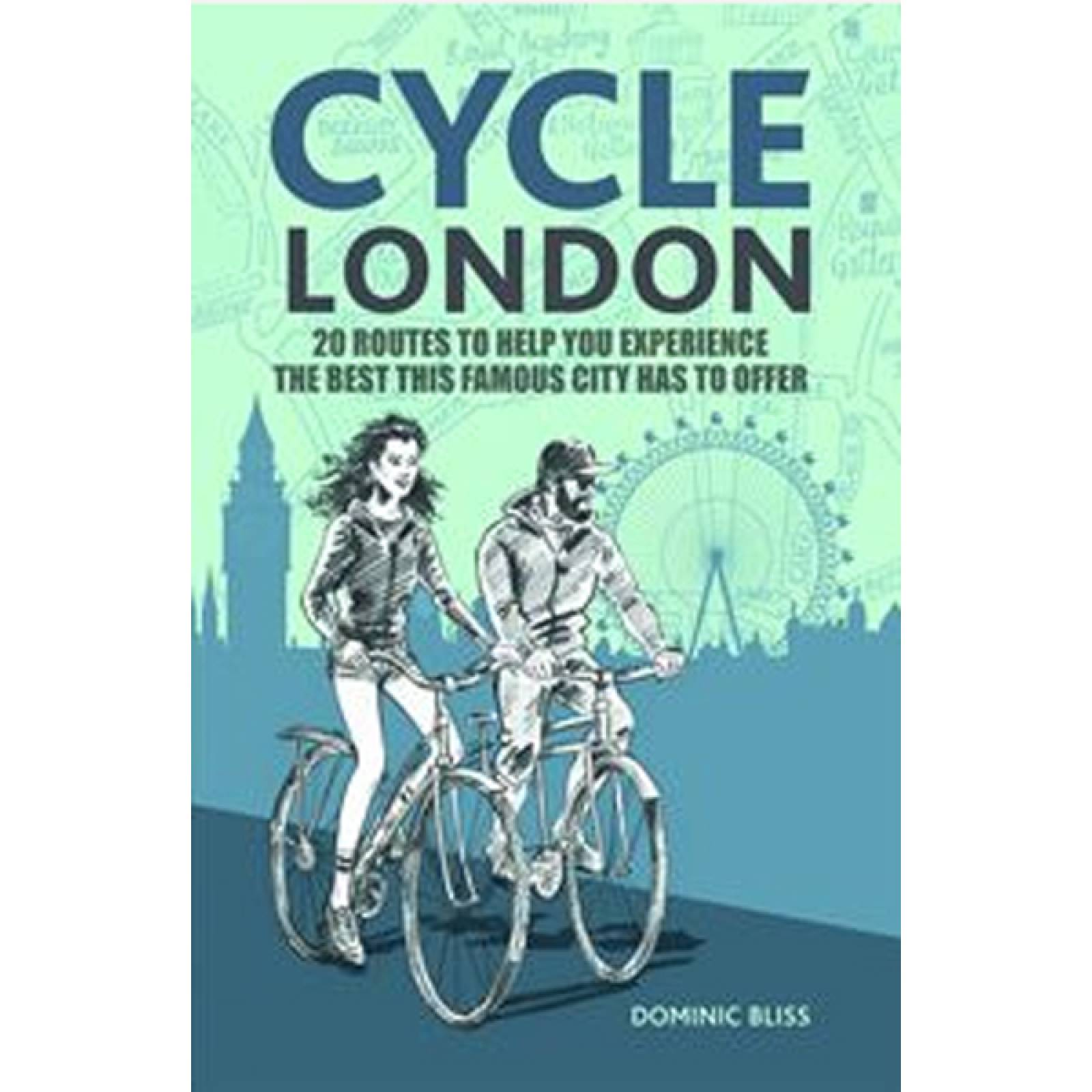 Z DISC Cycle London Paperback Book