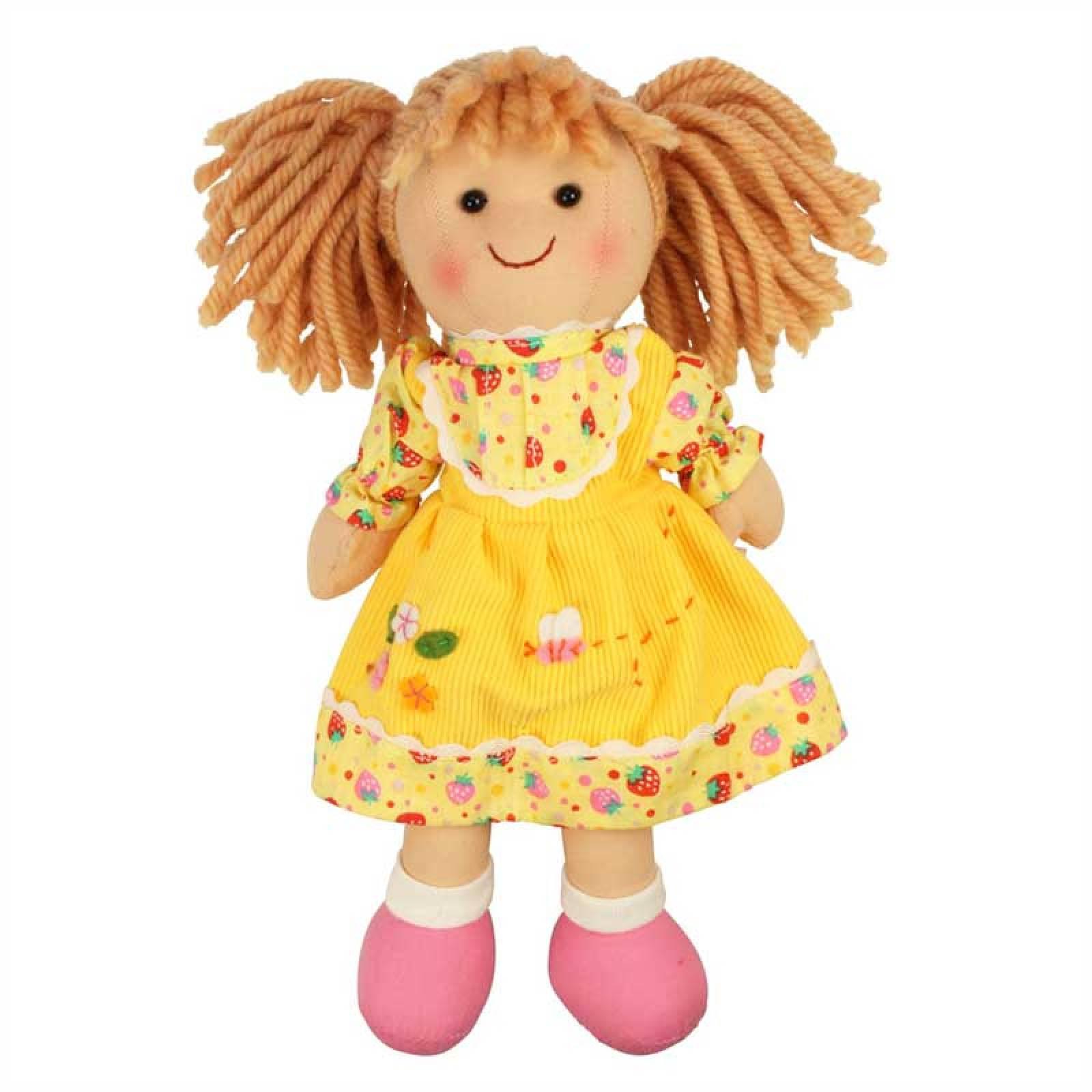 Daisy - Traditional Rag Doll 0+