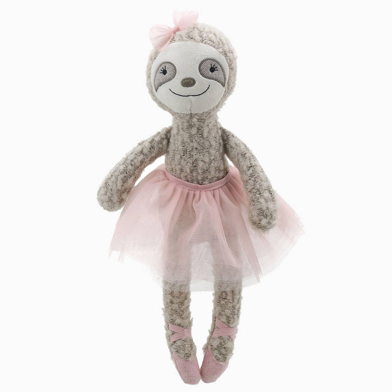 Sloth - Wilberry Dancers Soft Toy 0+
