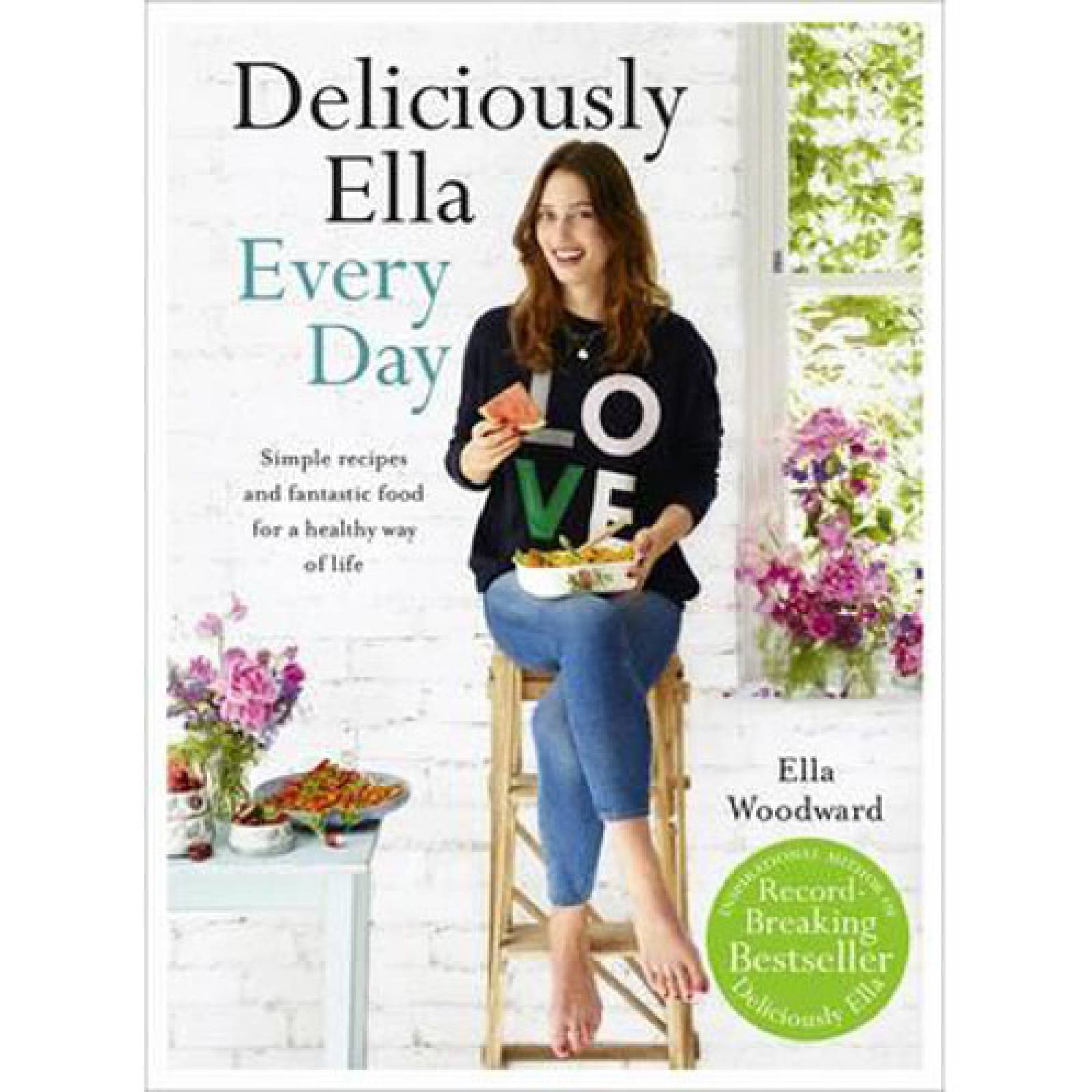 Deliciously Ella Every Day Hardback Book thumbnails