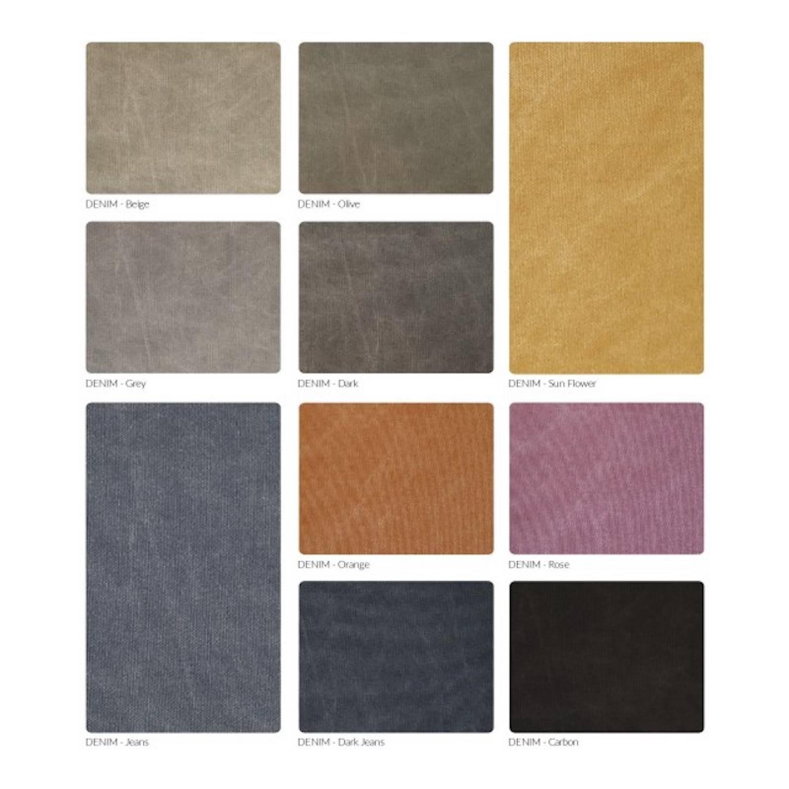 366 Plus Armchair - Denim Fabrics thumbnails