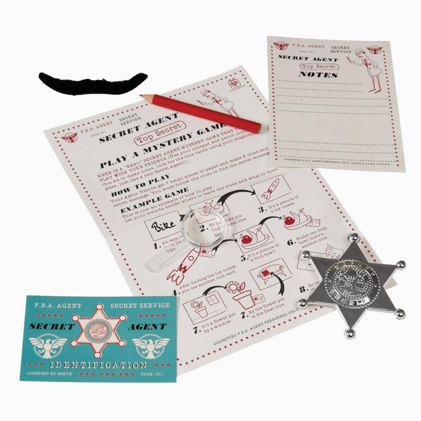 Secret Agent Detective Set Spy Kit thumbnails