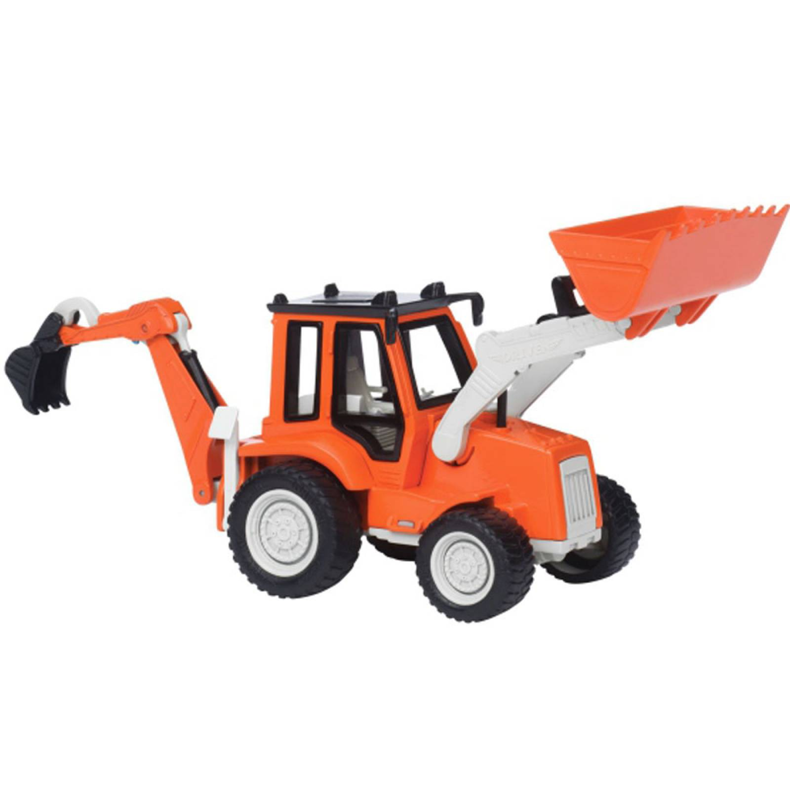 Backhoe Digger Mini Driven By Battat 4Yrs+ thumbnails