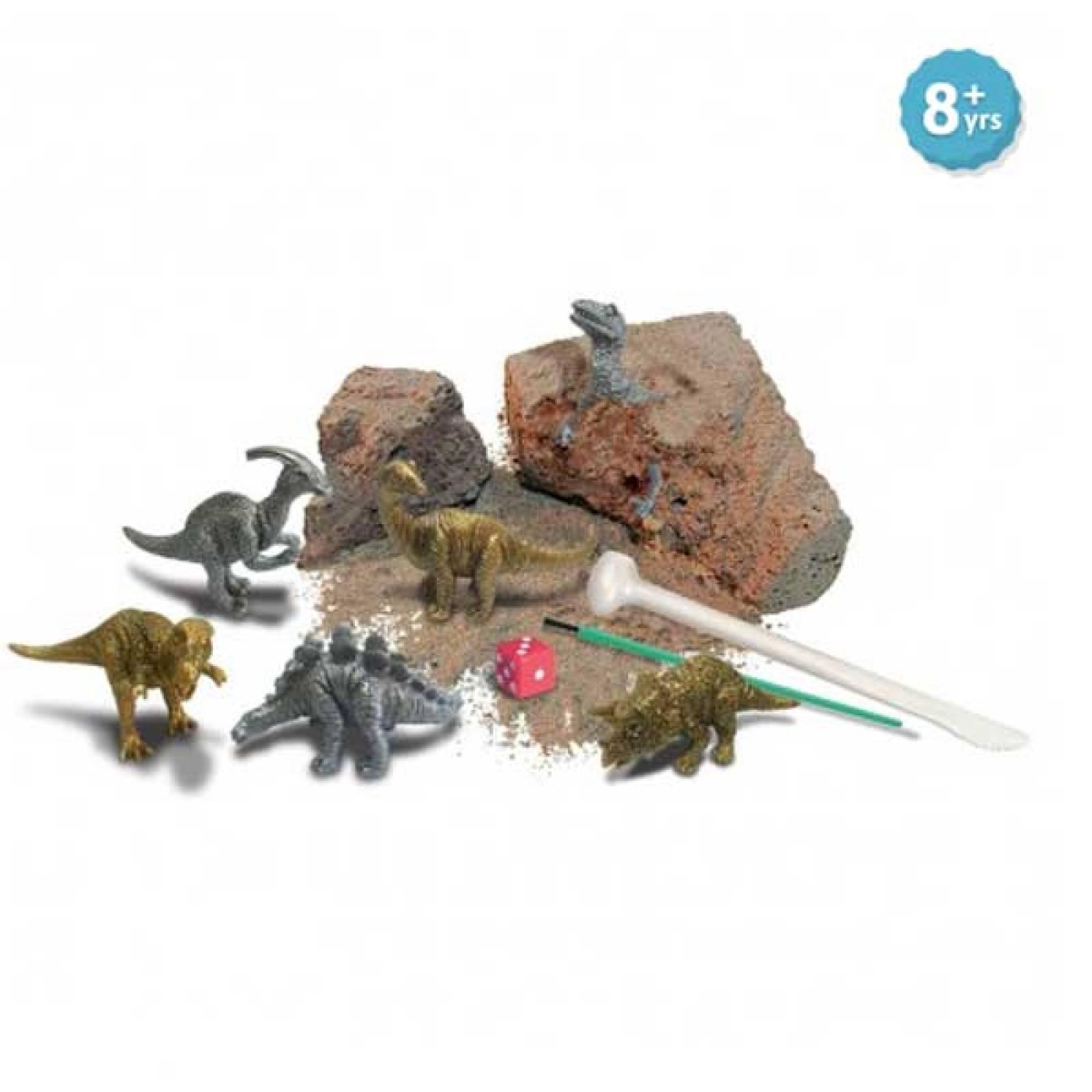Dig And Play Dinosaur World 8+ thumbnails